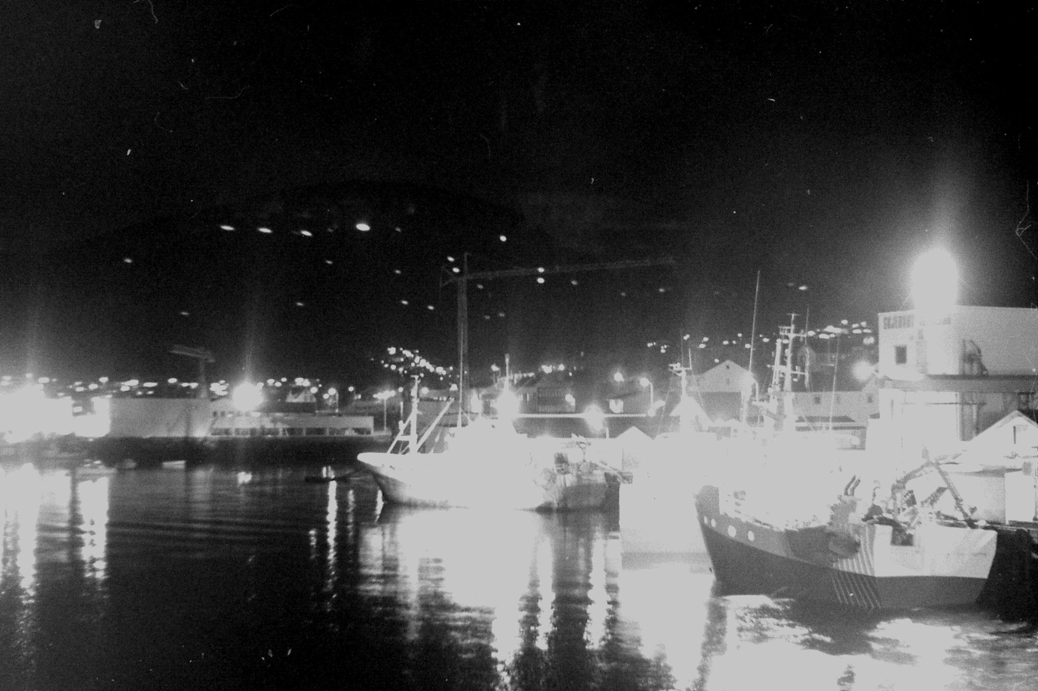 25/9/1988: 24: Skjervoy harbour