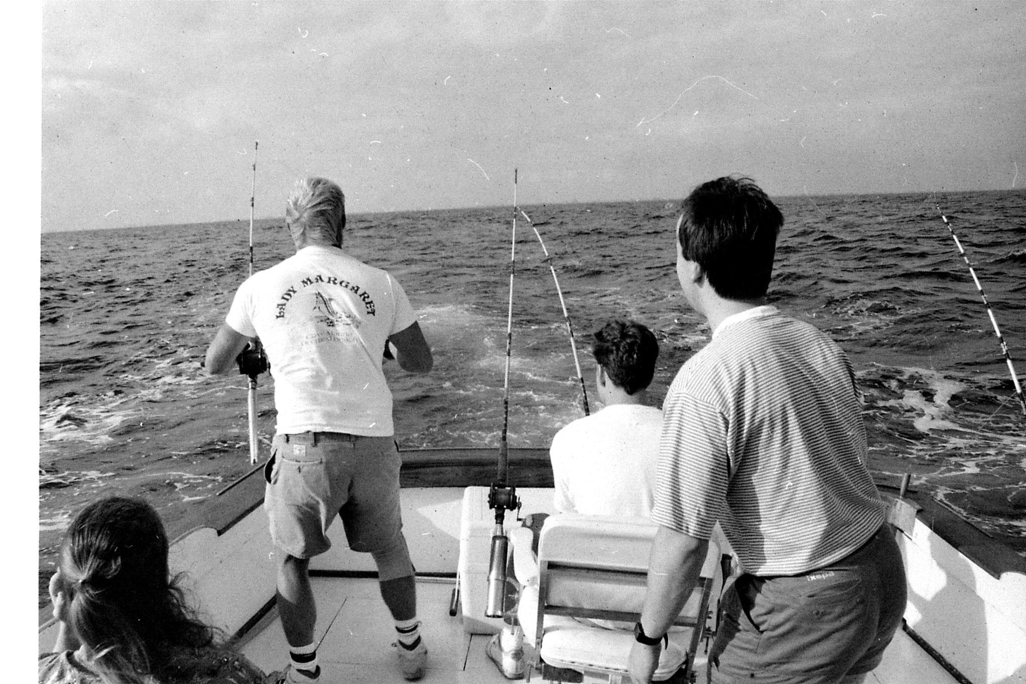 12/1990: 20: Fishinh trip