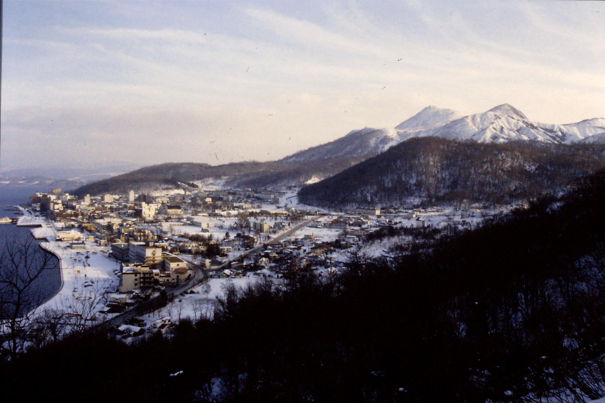 8/1/1989: 10: Toyako Lake