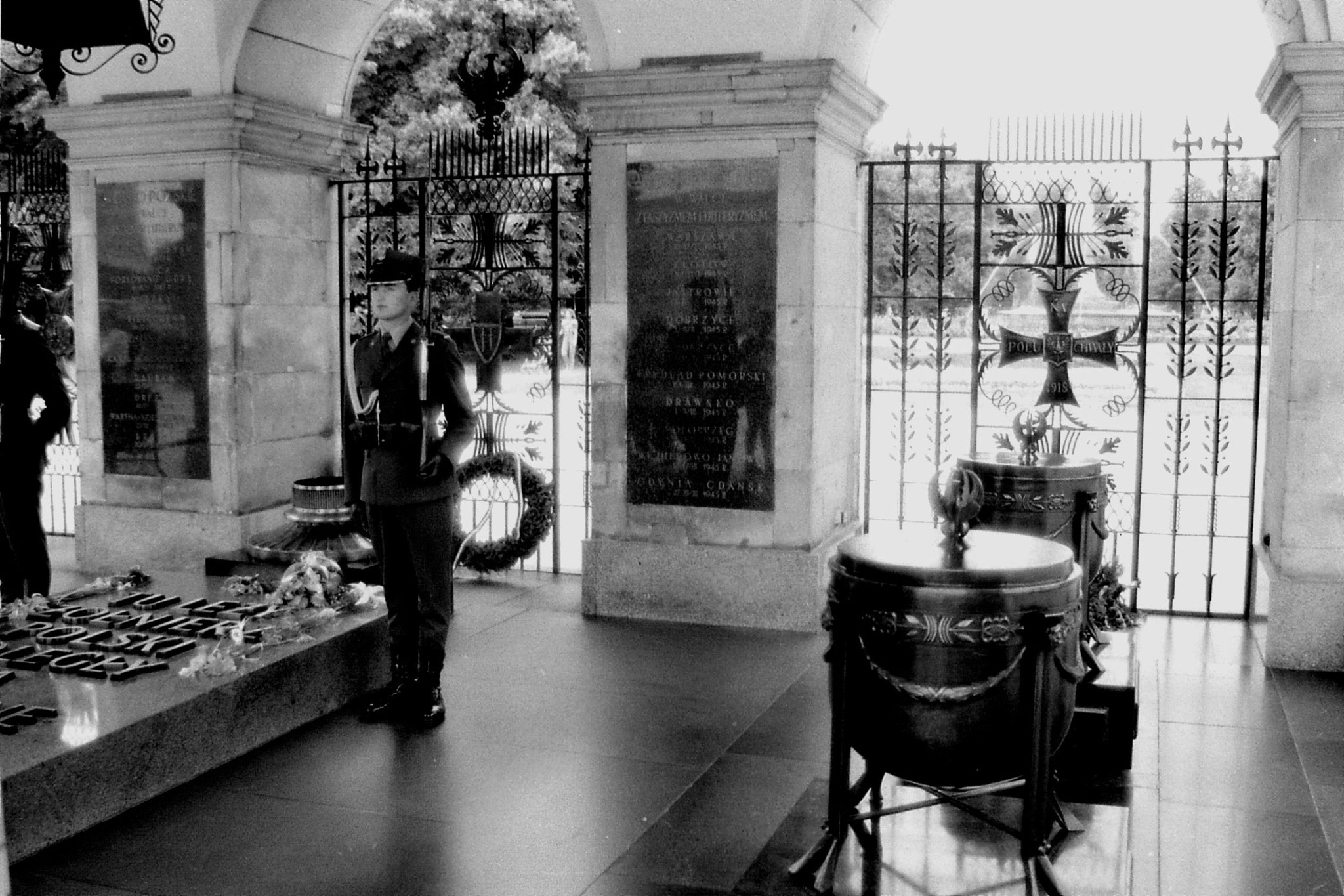 22/8/1988: 14: Tomb of the Unknown Soldier