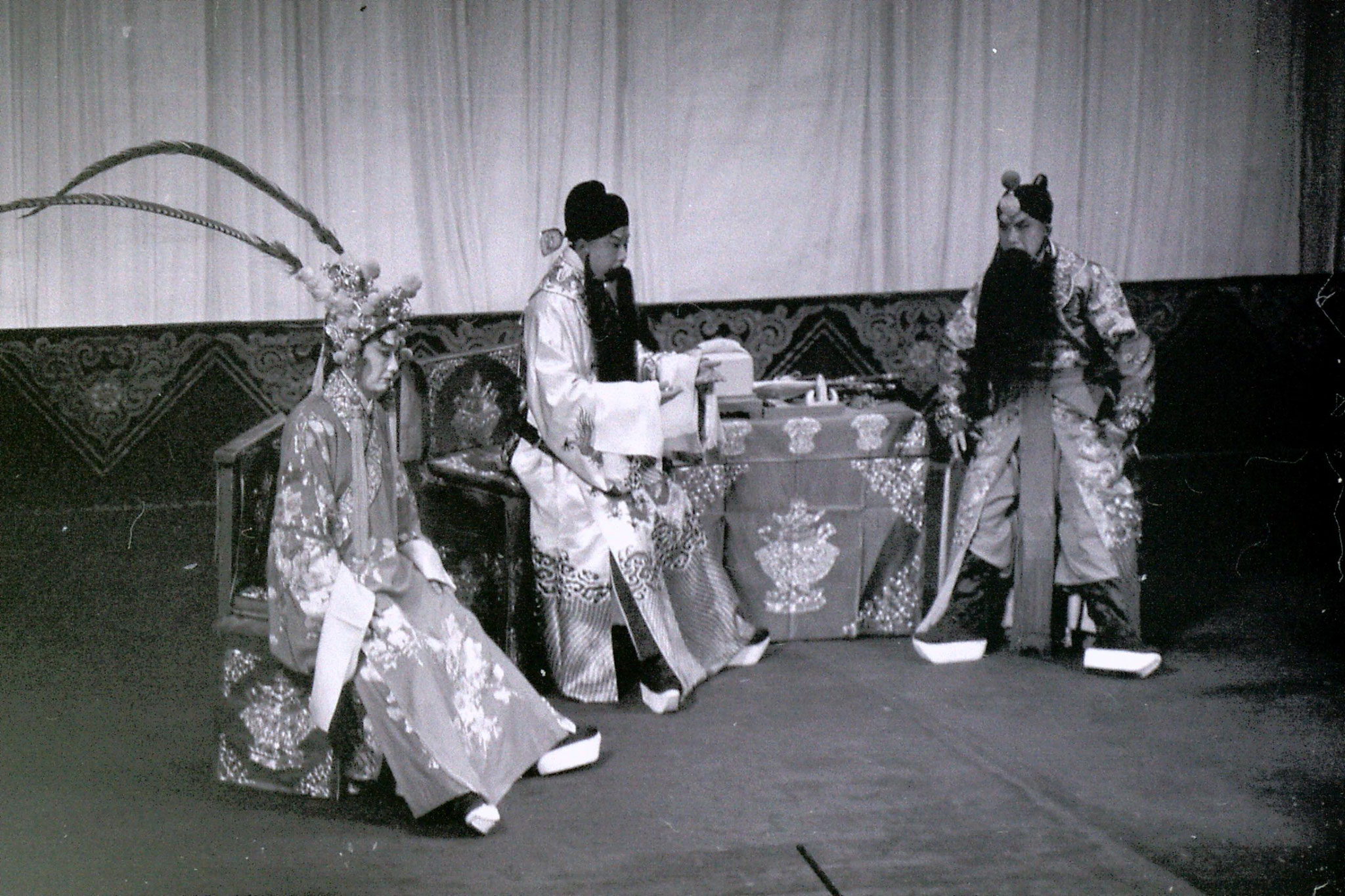 17/3/1989: 5: Chang'an Theatre
