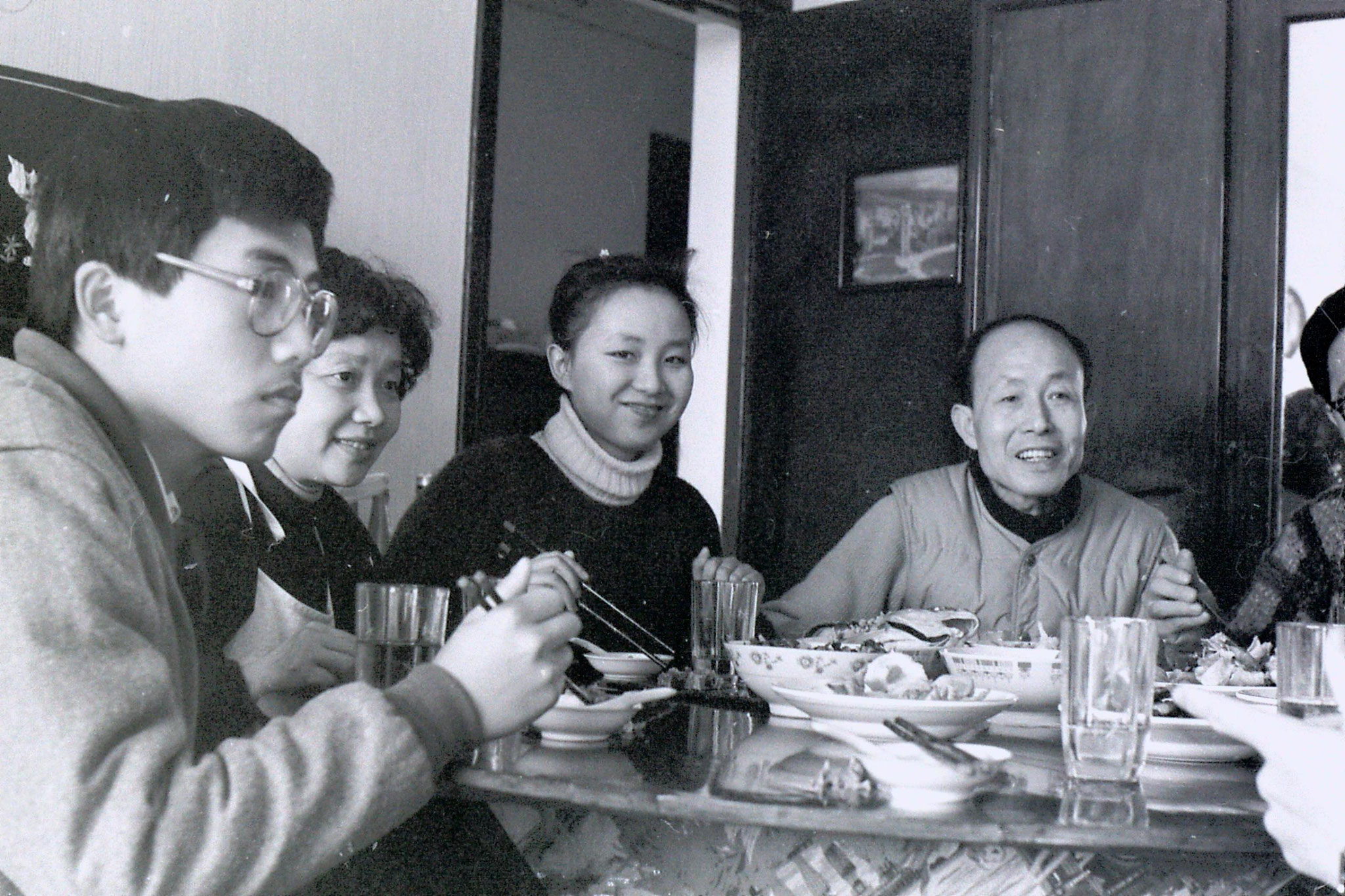 11/2/1989: 8: Shanghai lunch