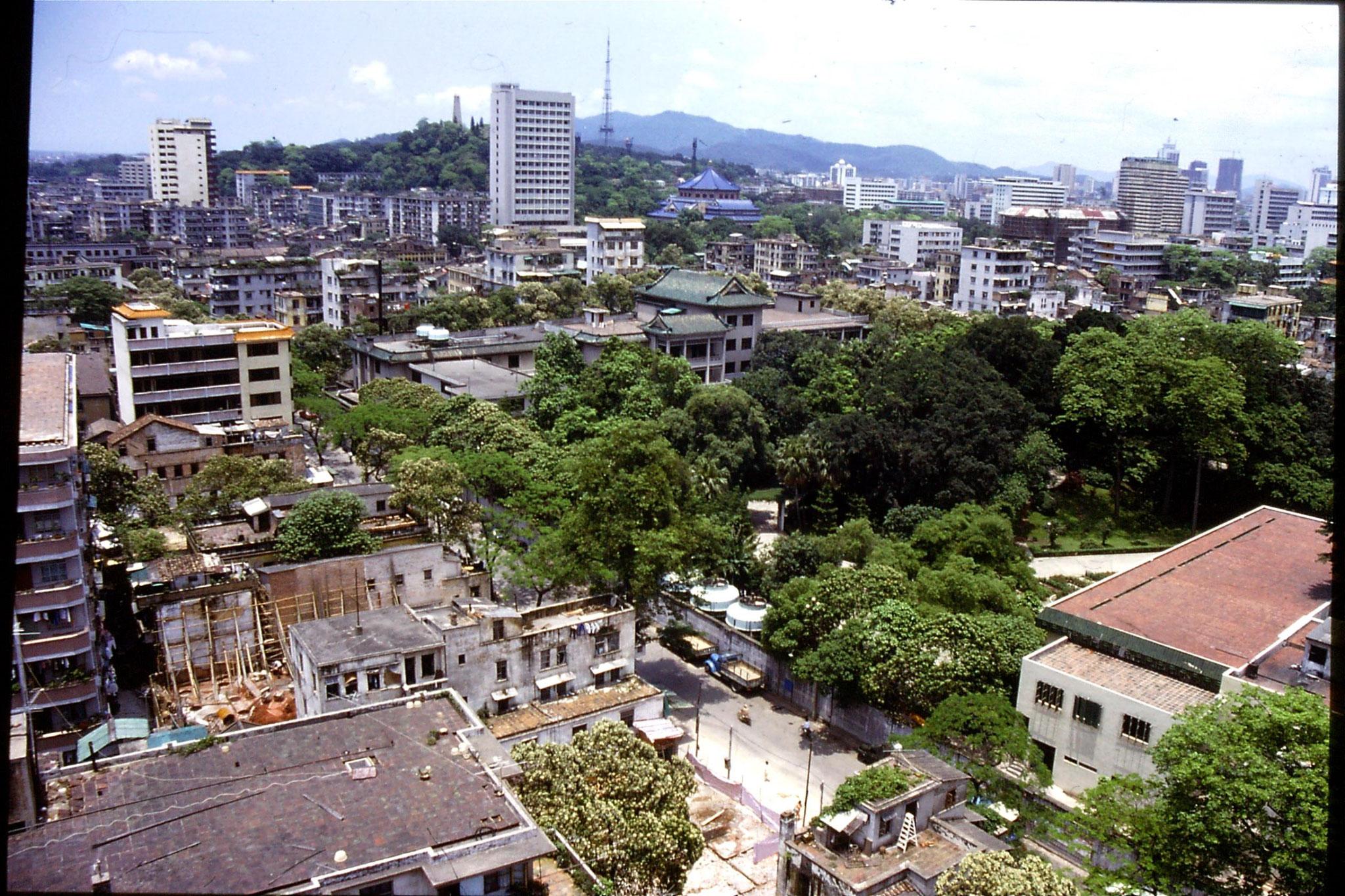 18/5/1989: 32: Guangzhou Six Banyan Temple