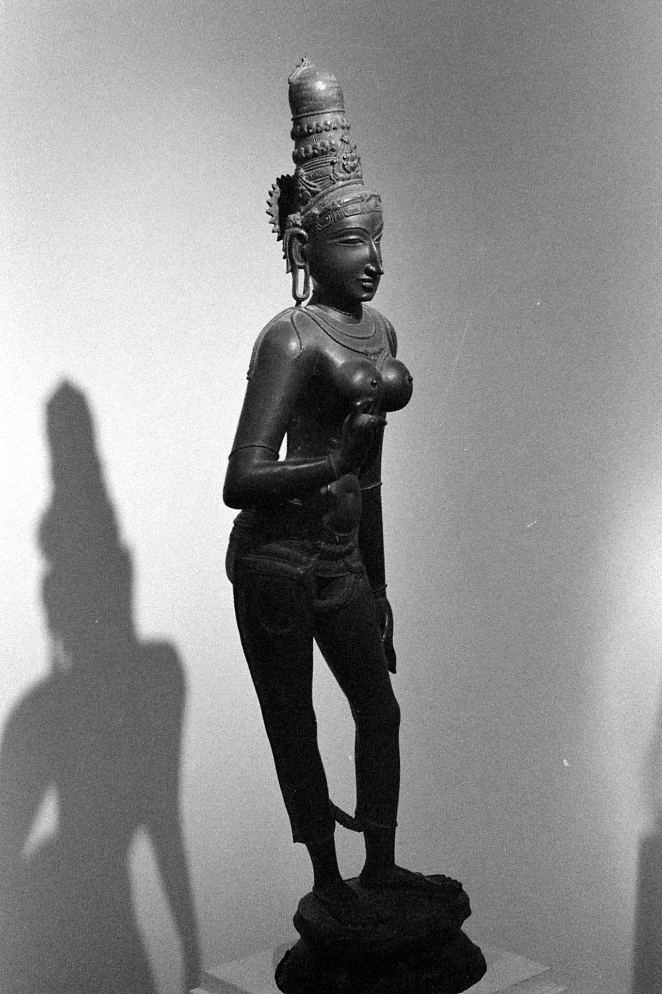 26/11/1989: 27: National Museum, Devi
