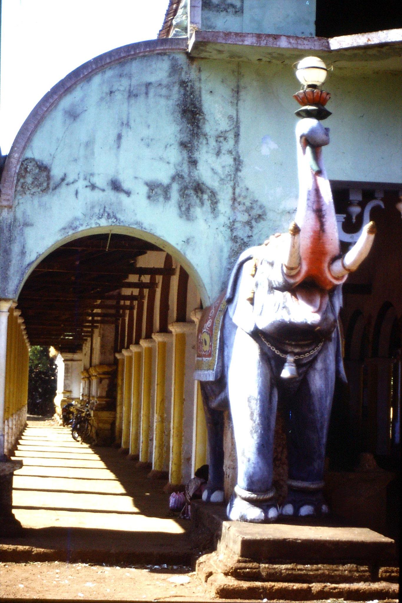 2/1/1990: 29: Pernem, Shri Bhagavati Temple