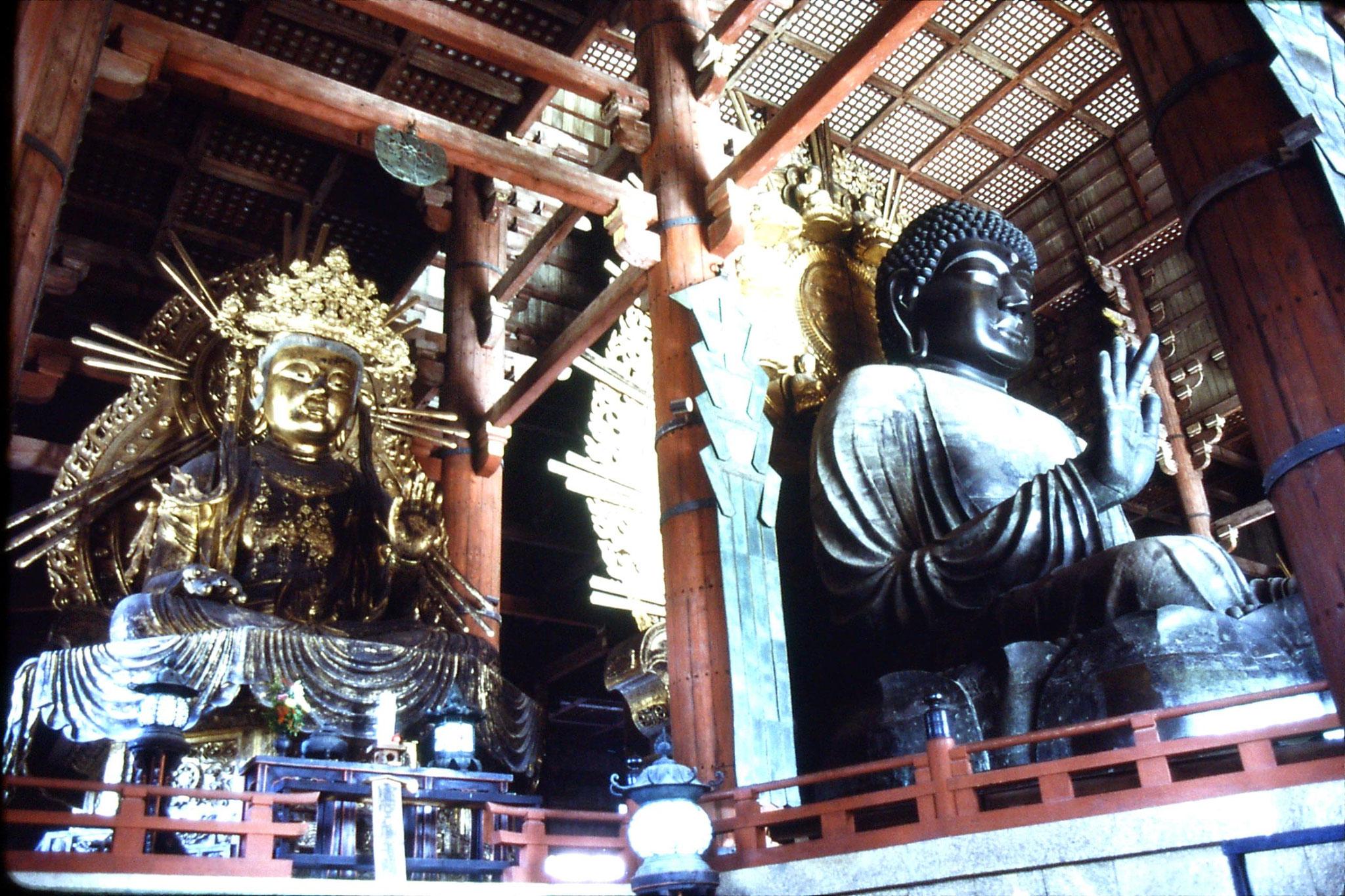 25/1/1989: 33: Nara Kasuga Jinja shrine