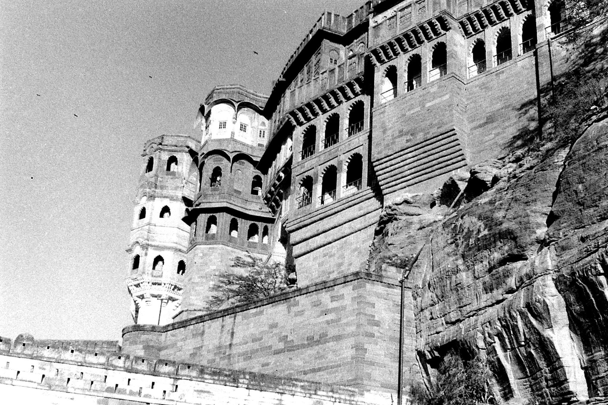 28/11/1989: 35: Jodhpur fort