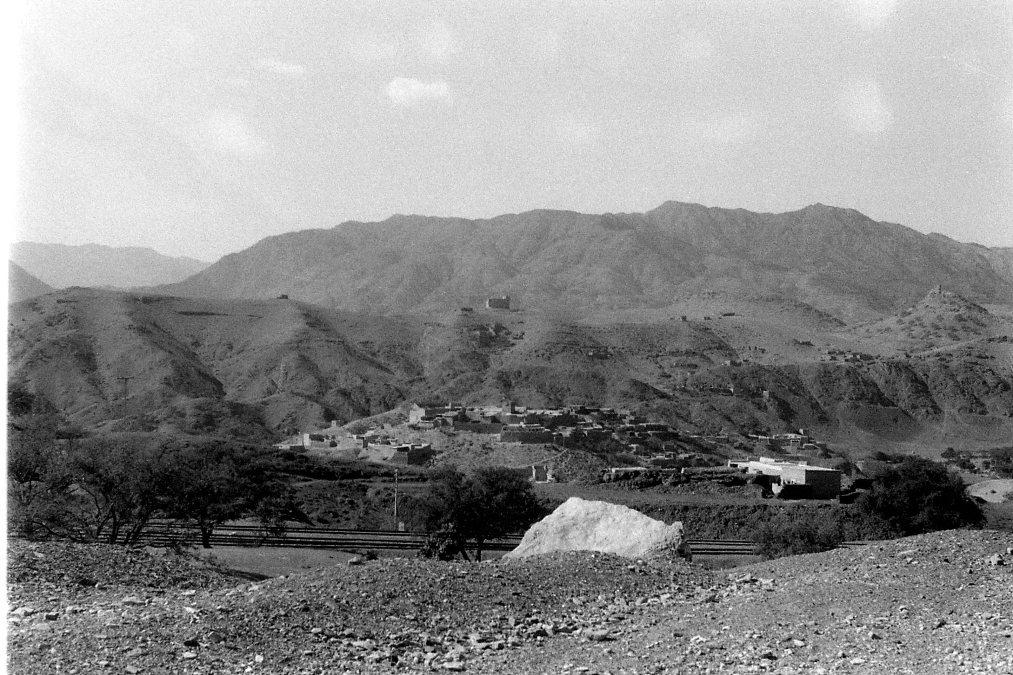 6/11/1989: 24: Ali Masjid fortified village