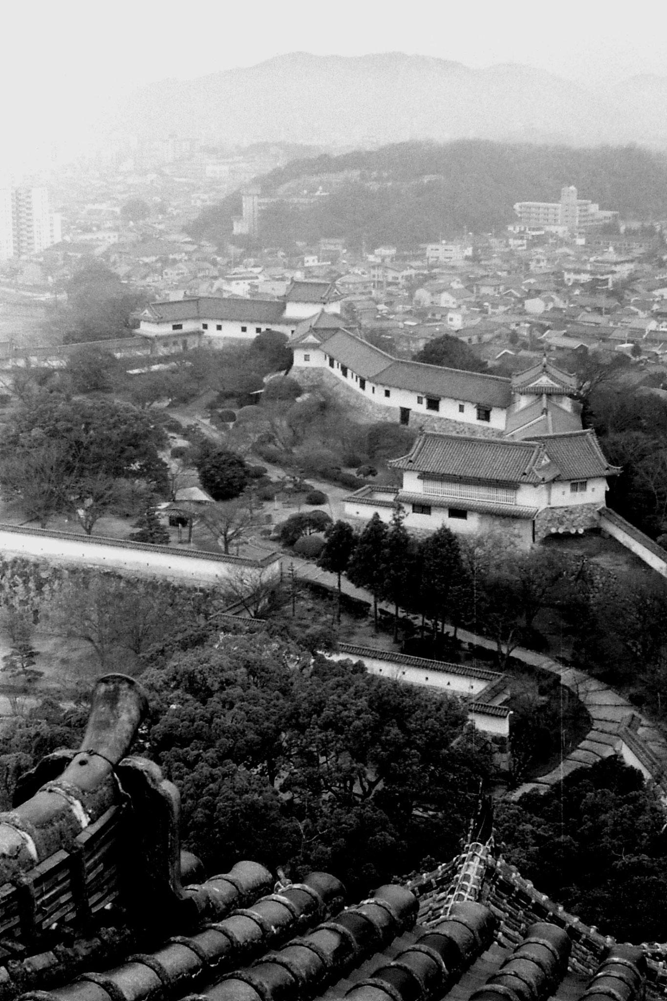 18/1/1989: 10: Himeji Castle