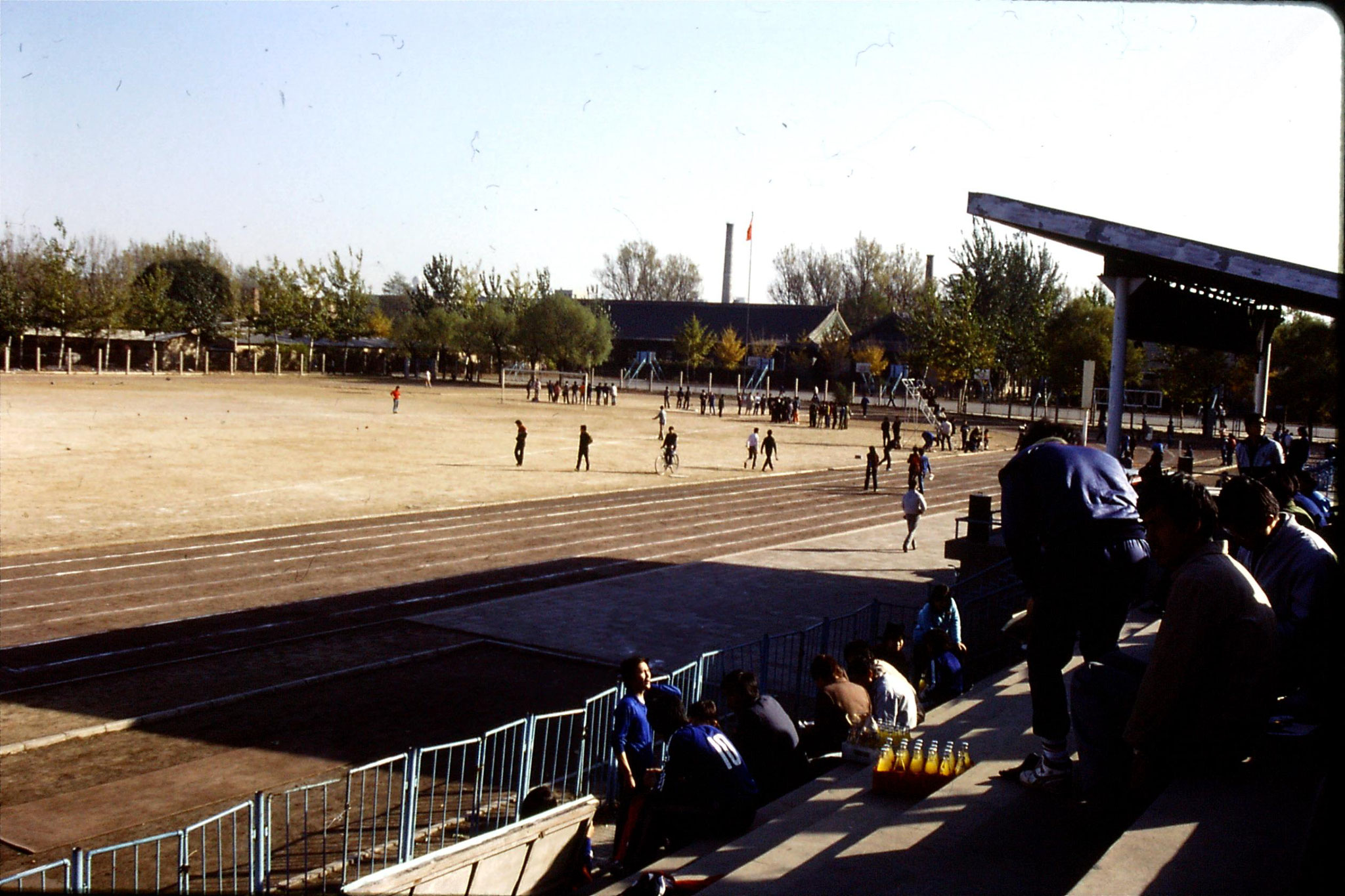 5/11/1988: 22: Beijing Inst. Technology sports track