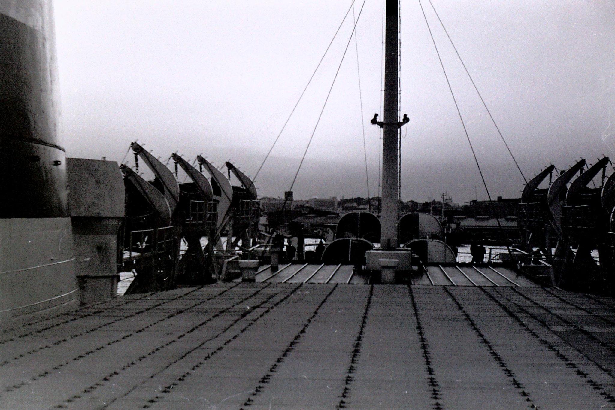 6/2/1989: 28: on ship at Yokohama habour