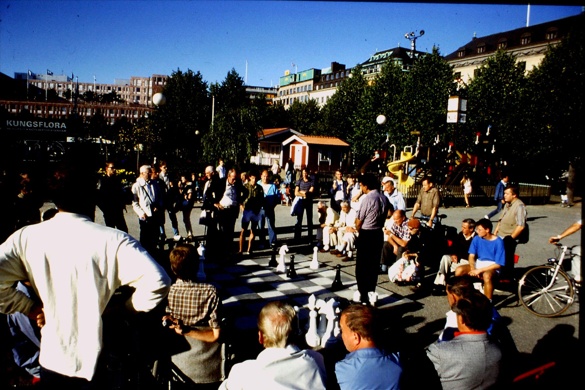 8/9/1988: chess in city centre