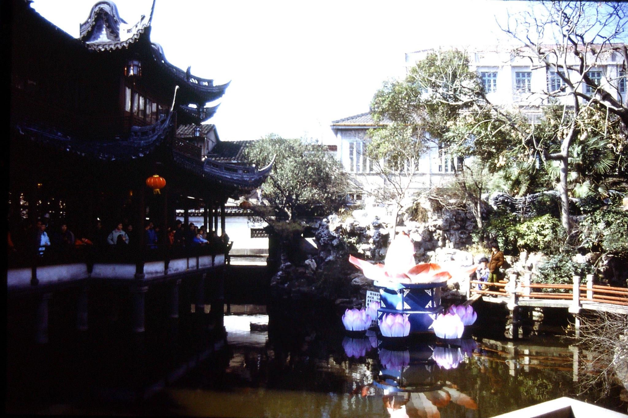 10/2/1989: 25: Yuyuan Gardens