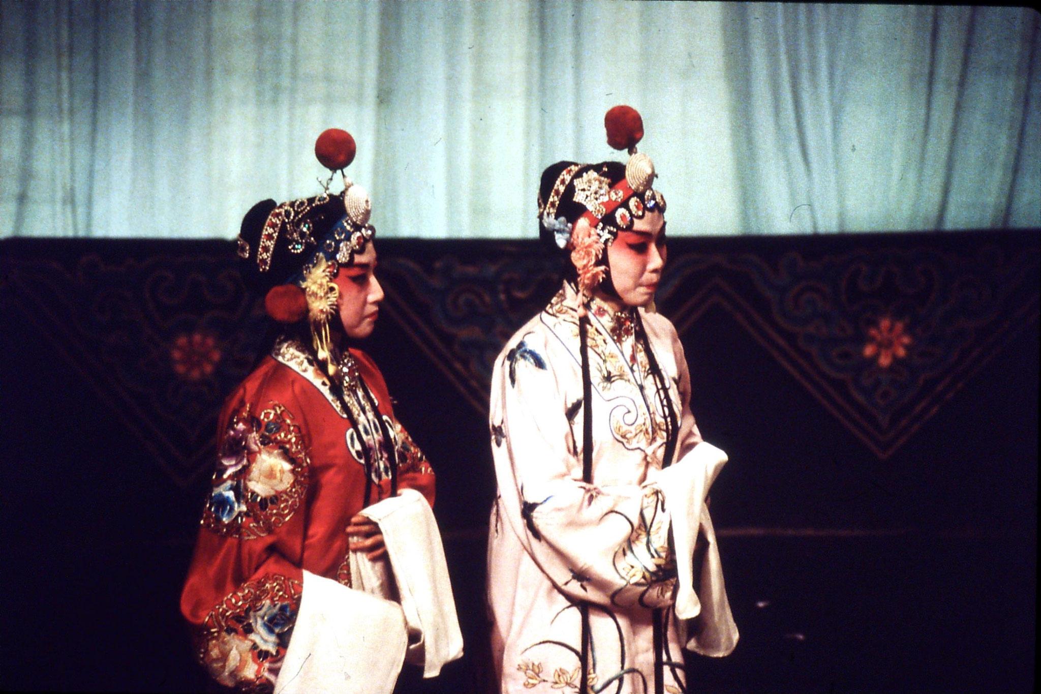 17/3/1989: 22: Chang'an opera