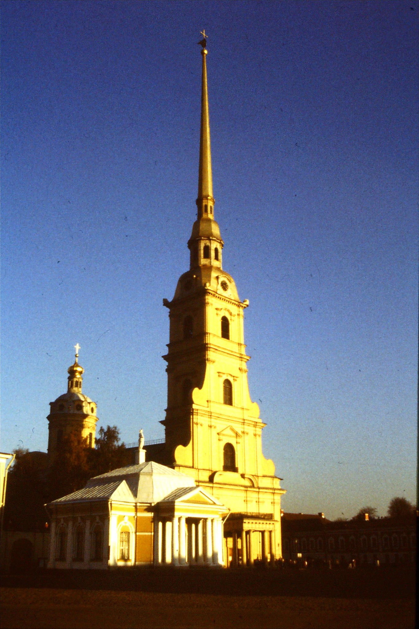 13/10/1988: 27:  Leningrad 25 & 26