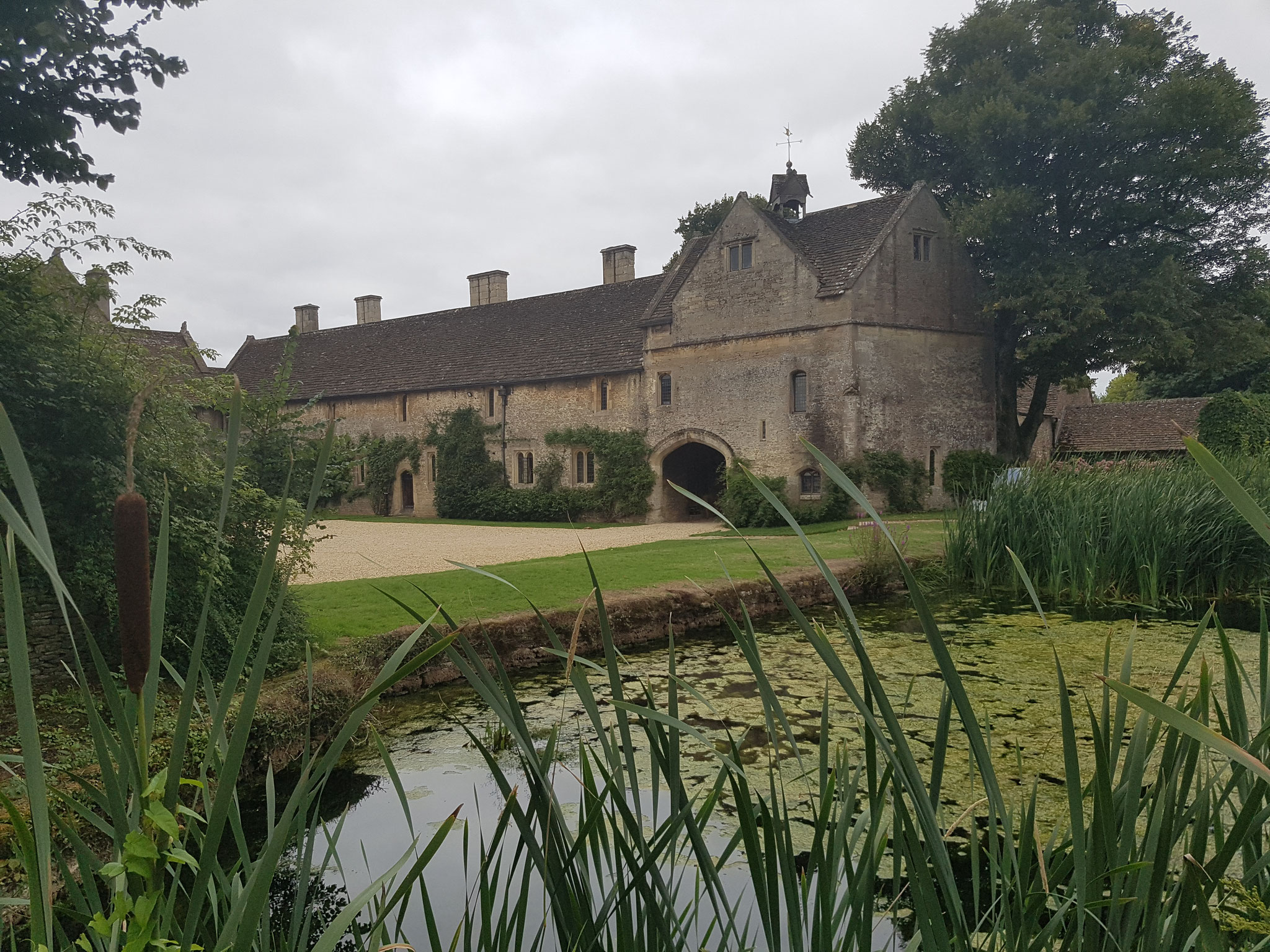 Manor House c.1450