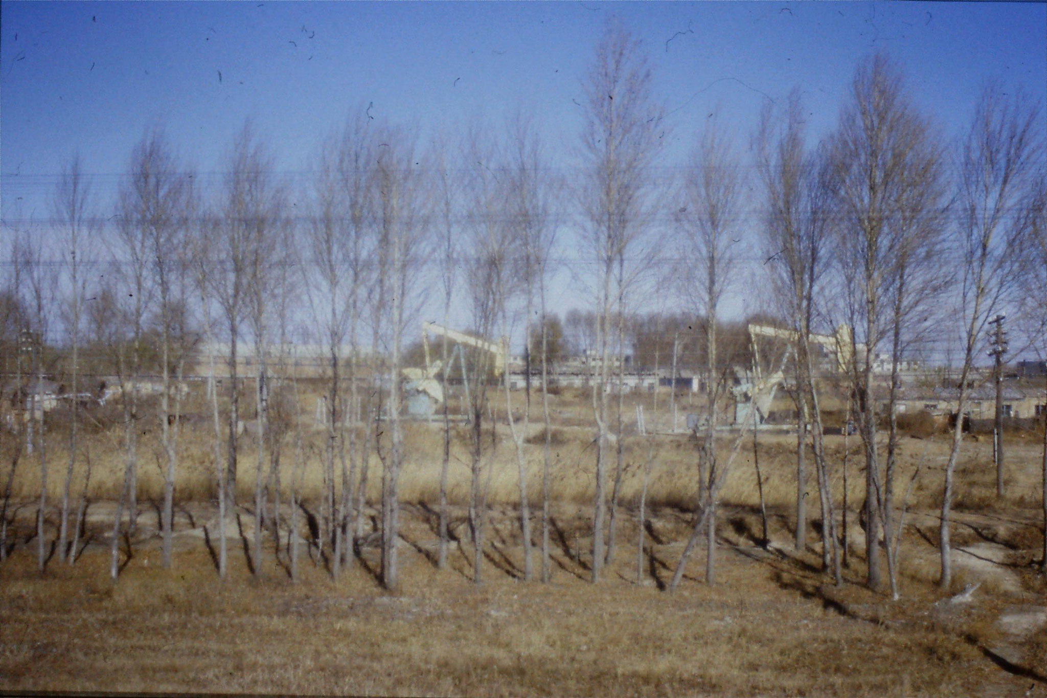 27/10/1988: 22: Daqing oil field