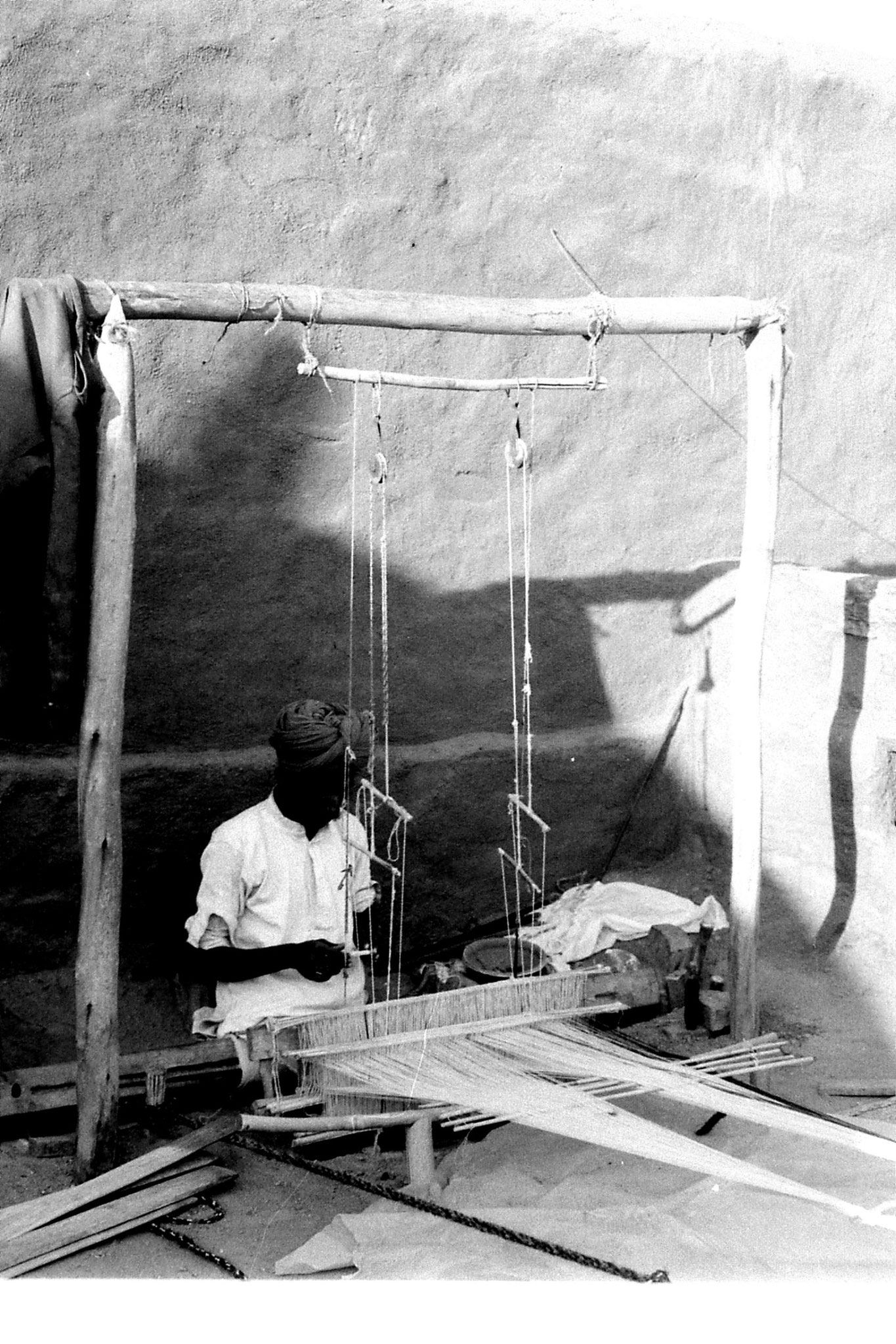 8/12/1989: 16: Udaipur, Shilp Gram Craft Centre
