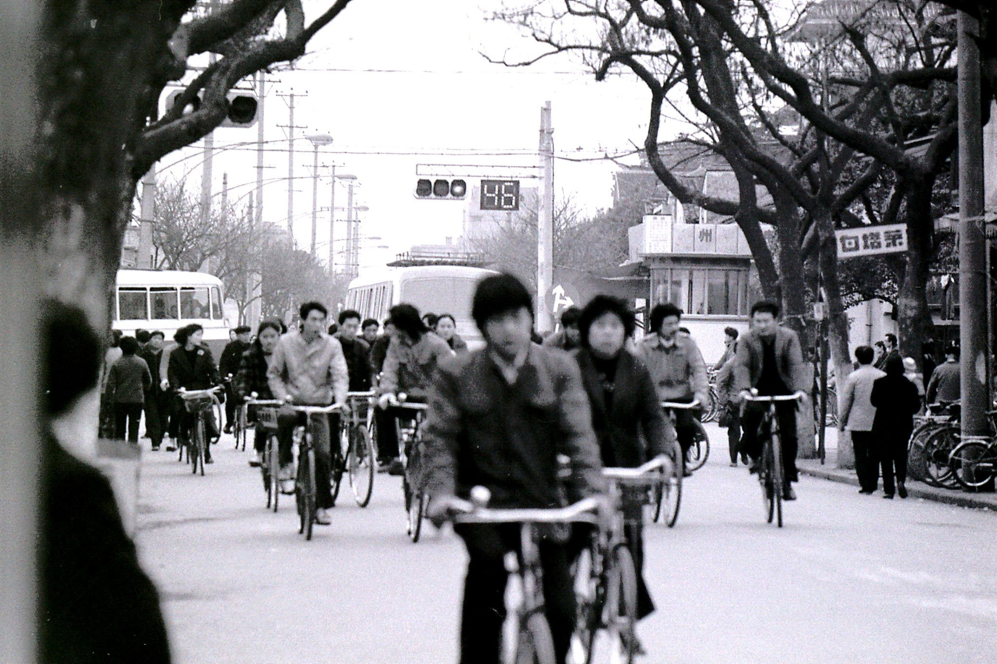 22/3/1989: 29: Suzhou traffic lights