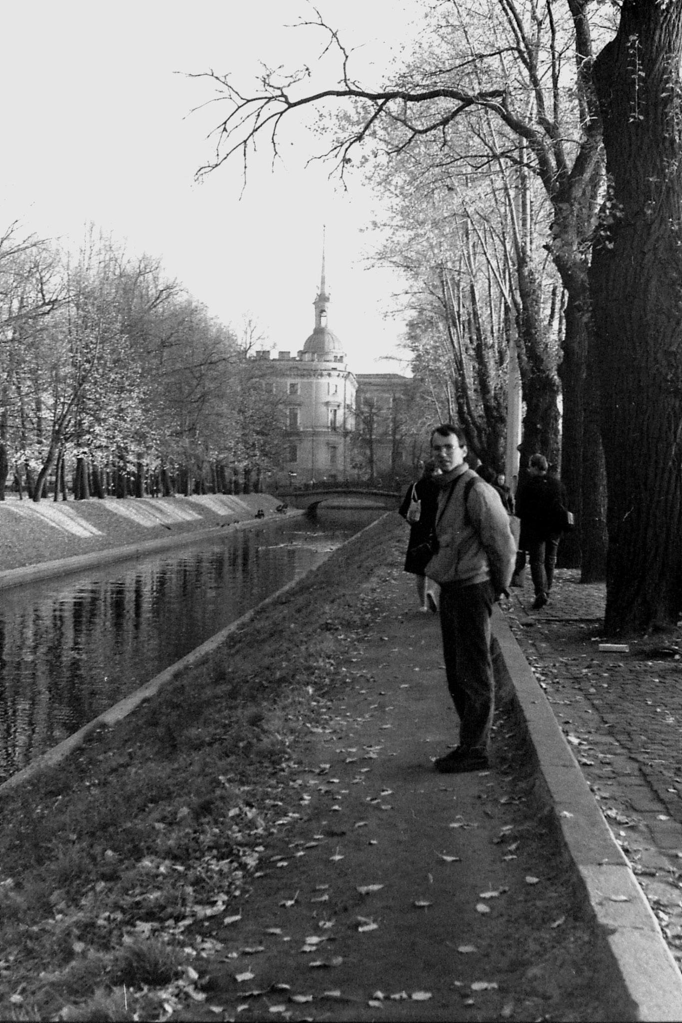13/10/1988: 16: R at Michaelovsky Palace