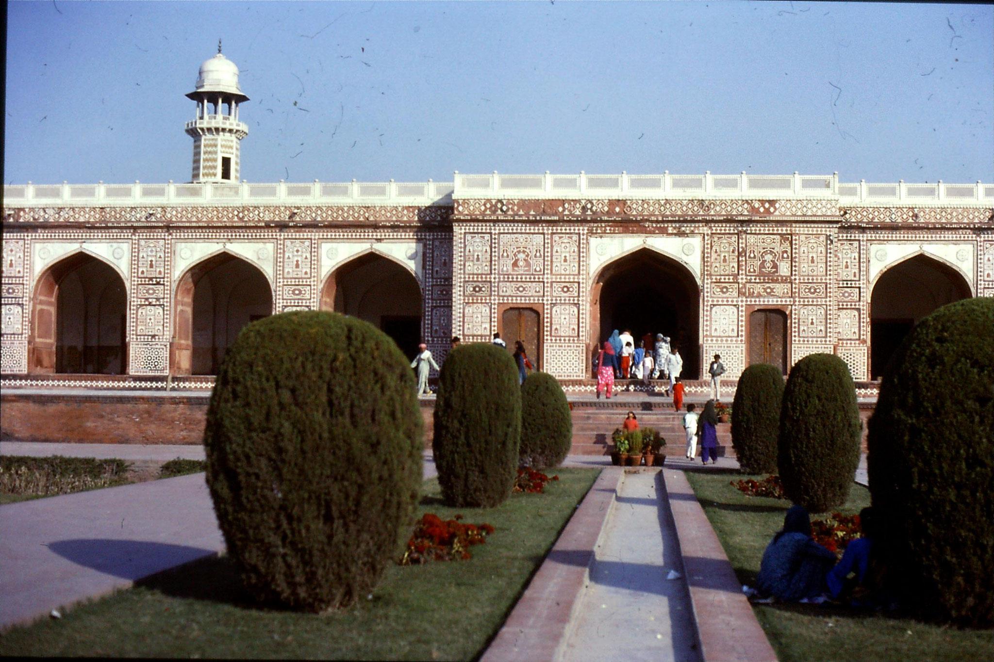 10/11/1989: 0: Lahore, Jehangir's tomb
