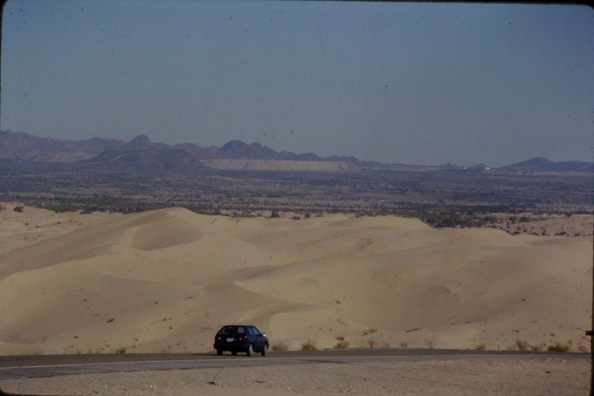 10/12/1990: 2: desert between Brawley and Blythe