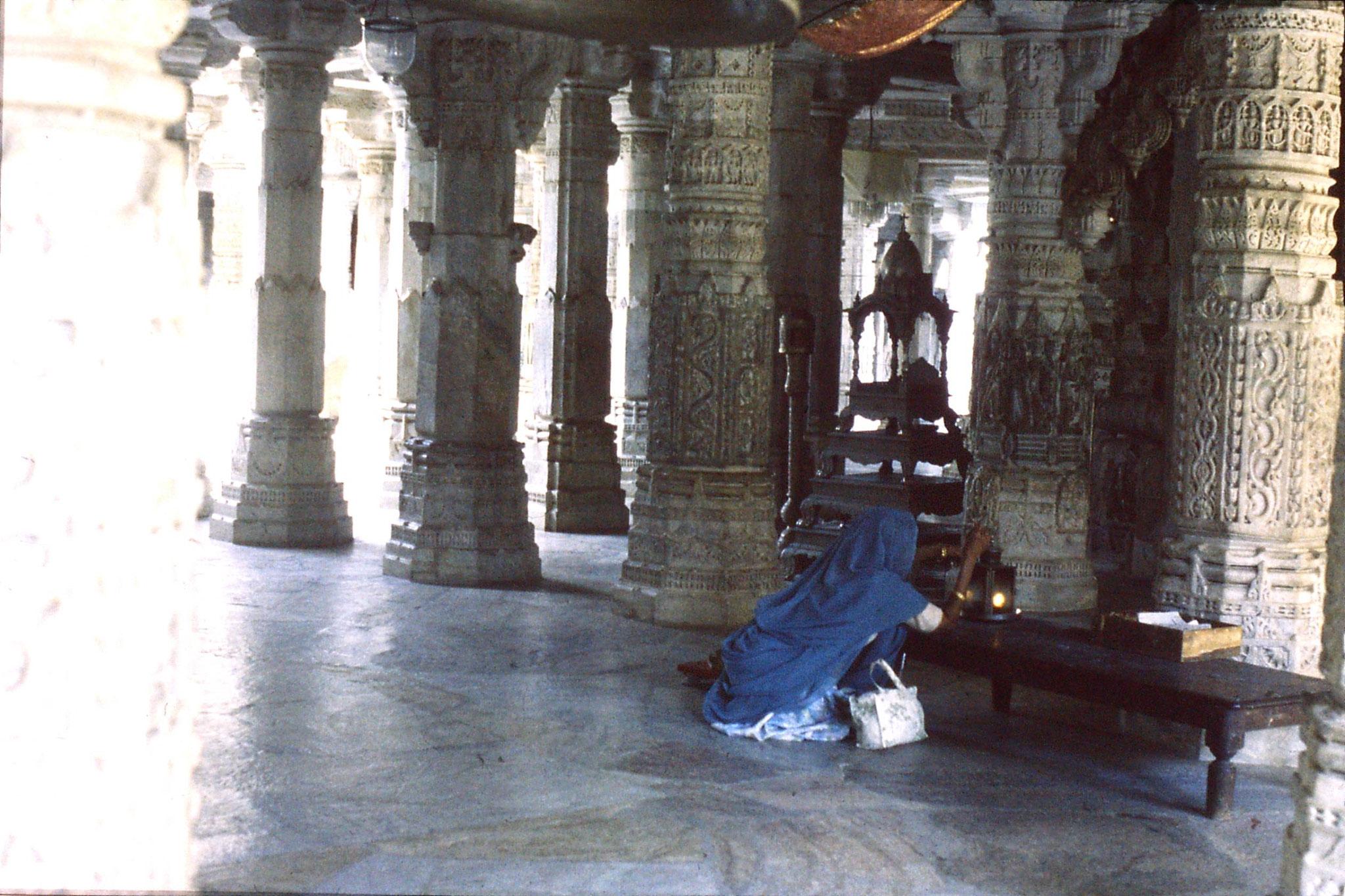 6/12/1989: 18: Ranakpur Jain temple