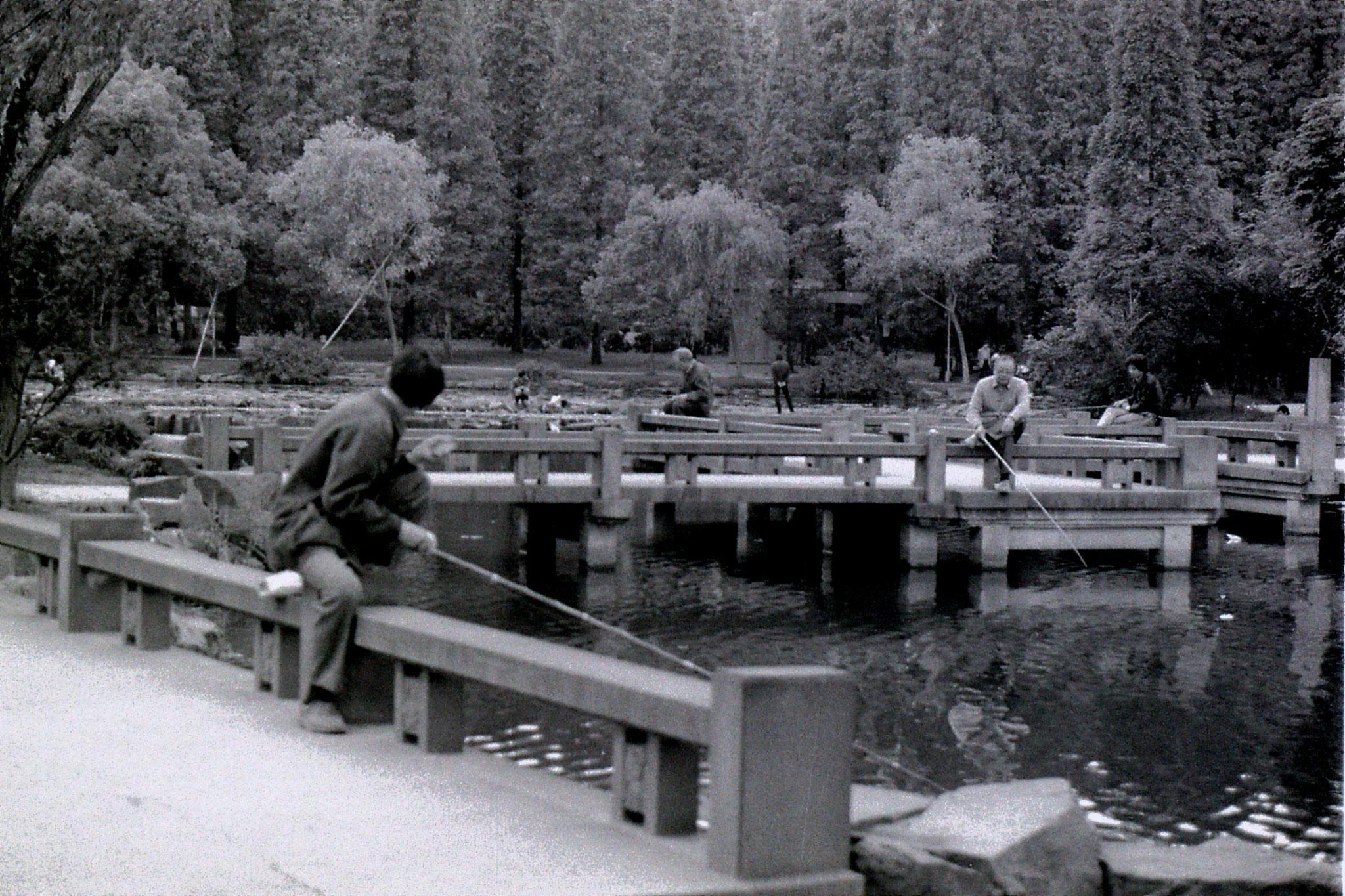 29/5/1989: 7: Yuchu Lake