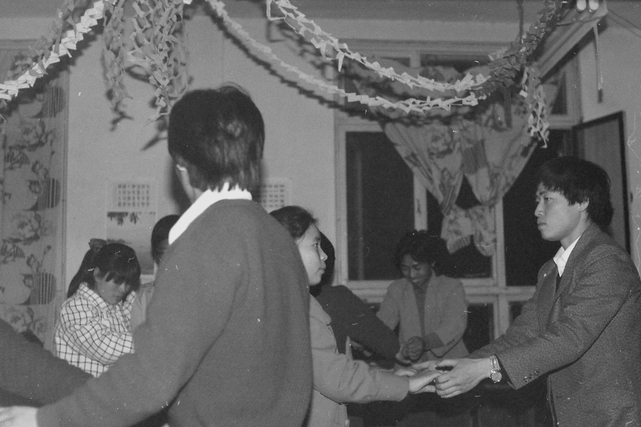 12/11/1988: 1: Party at Beijing Industrial Institute