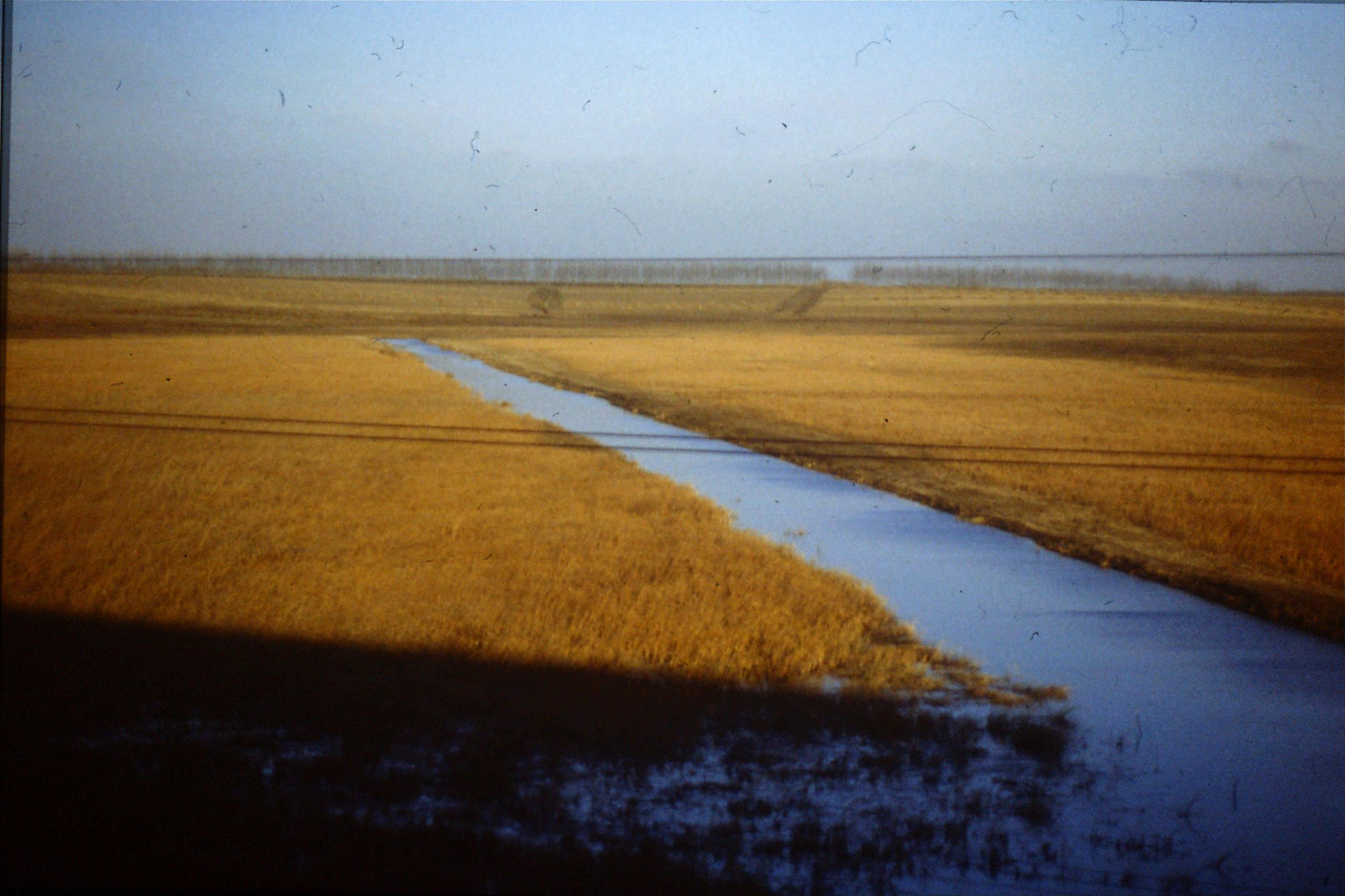 27/10/1988: 24: village and countryside after Harbin