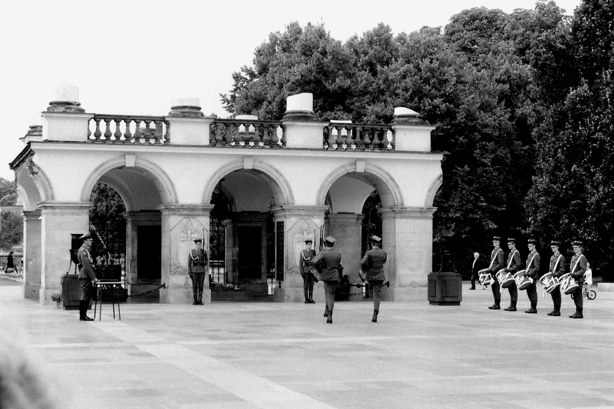 22/8/1988: 15: Tomb of the Unknown Soldier