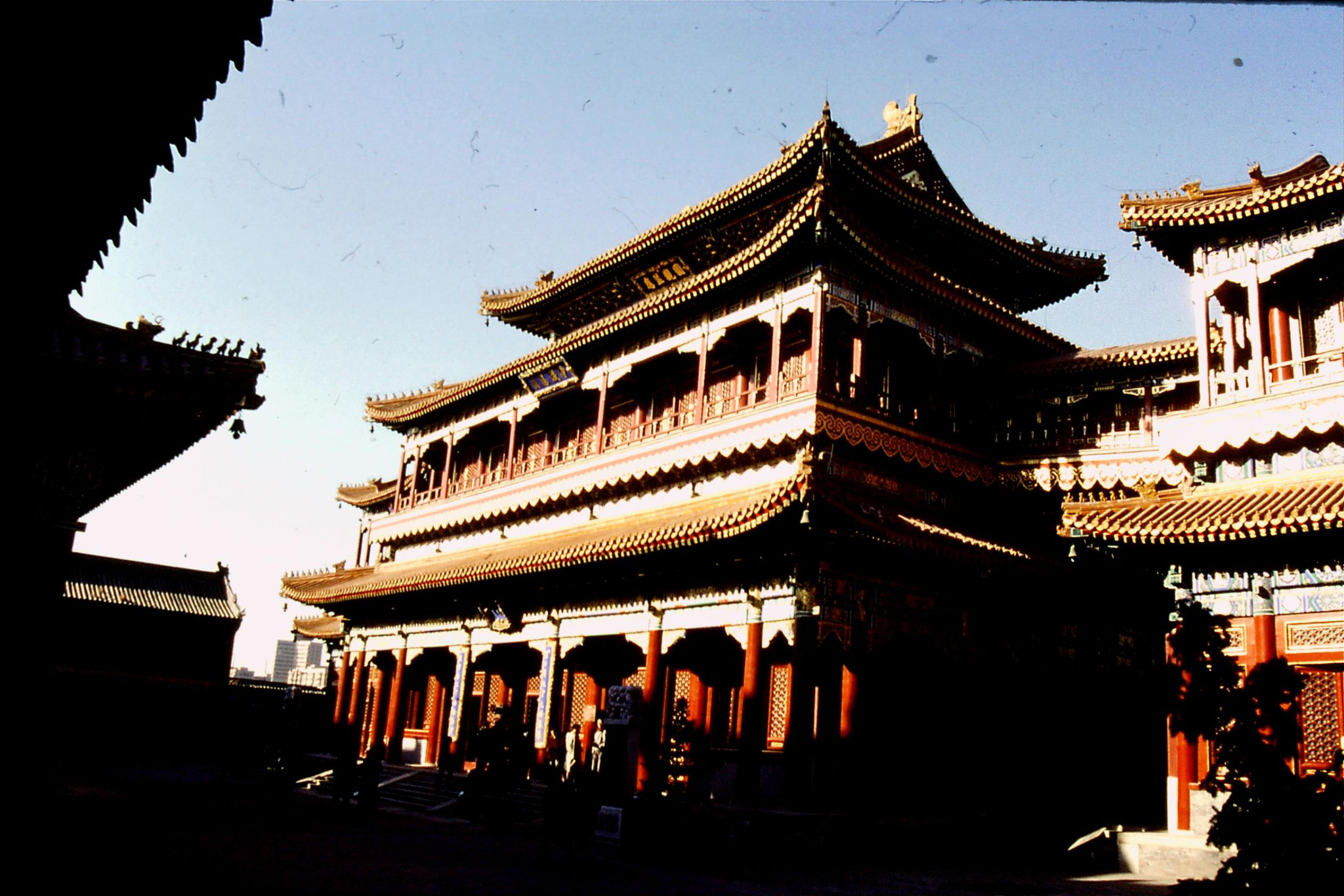 4/12/1988: 10: Beijing Yong He temple