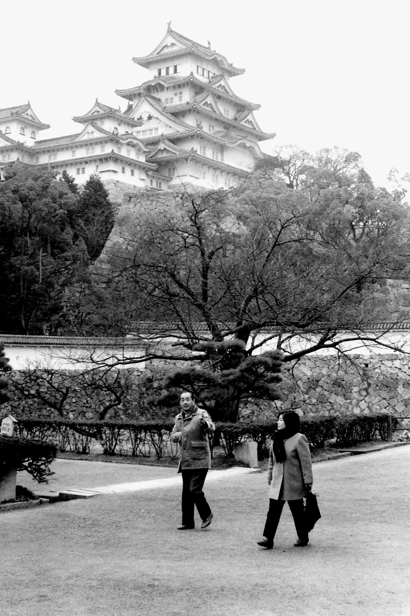 18/1/1989: 8: Himeji Castle