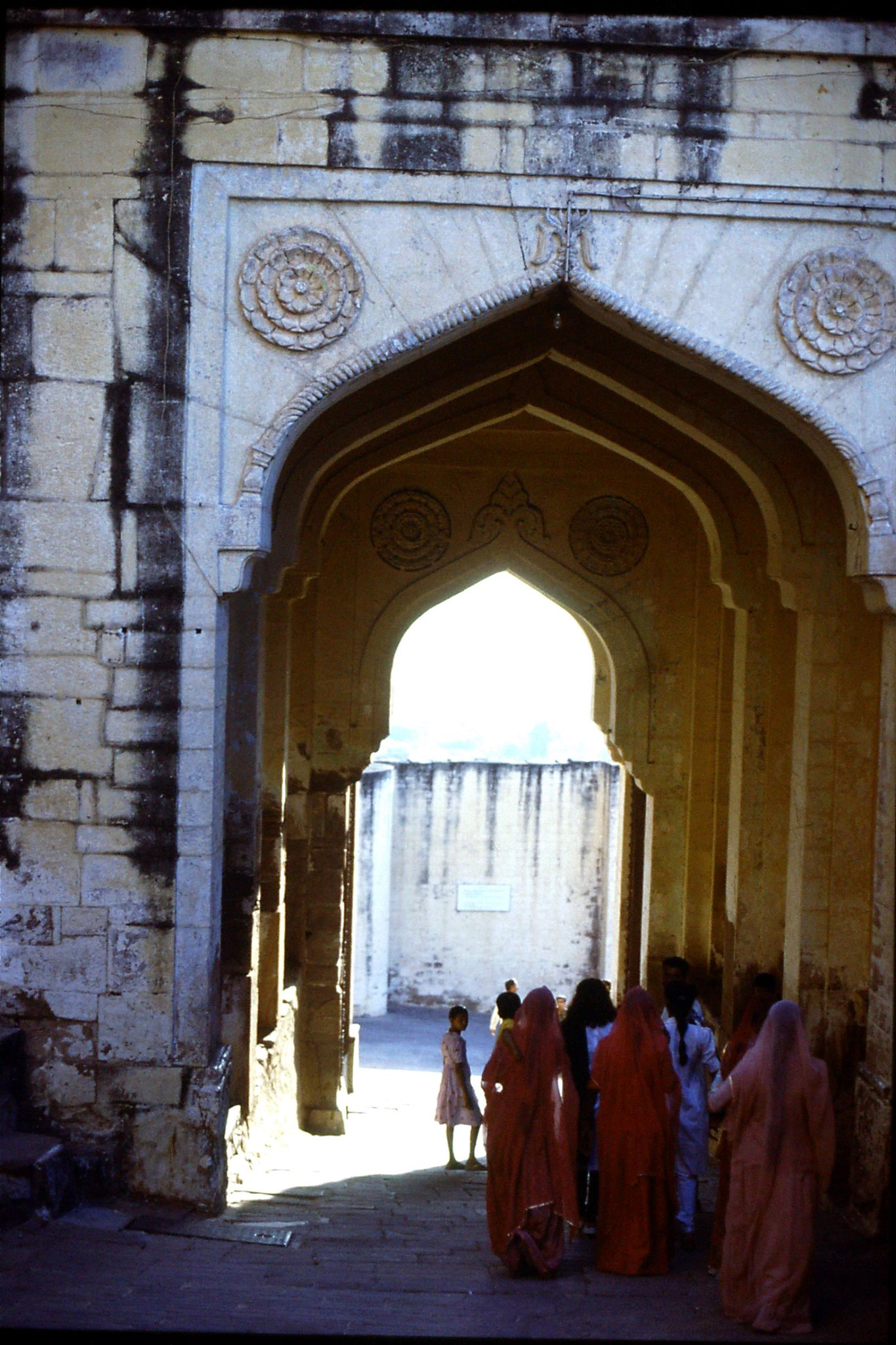 28/11/1989: 34: Jodhpur Red Fort