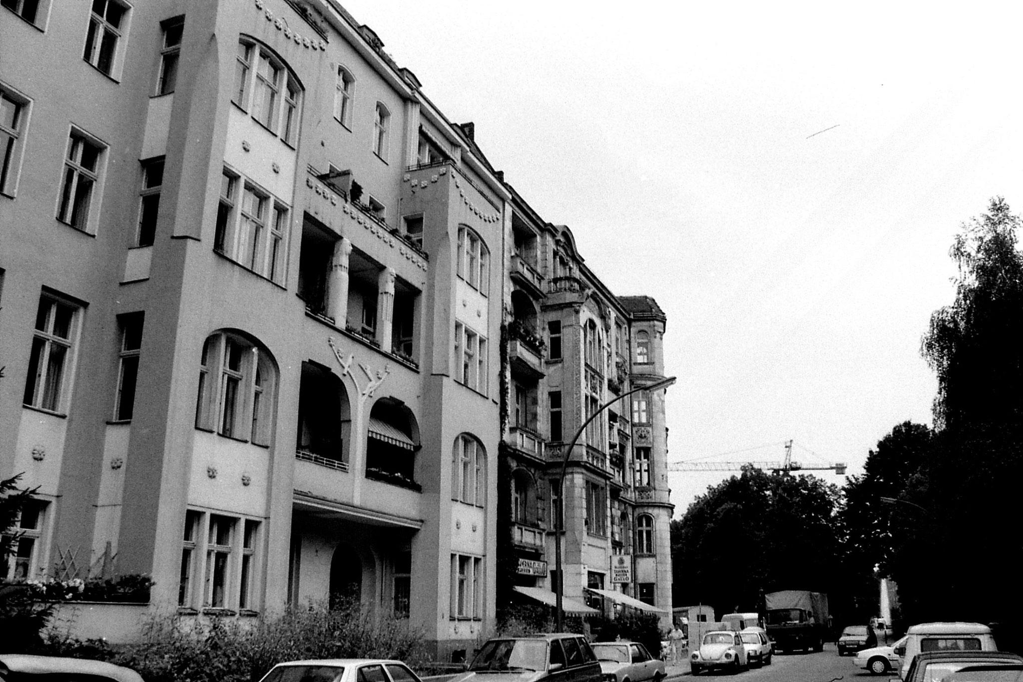 18/8/88: 3: Arndt home Berlin