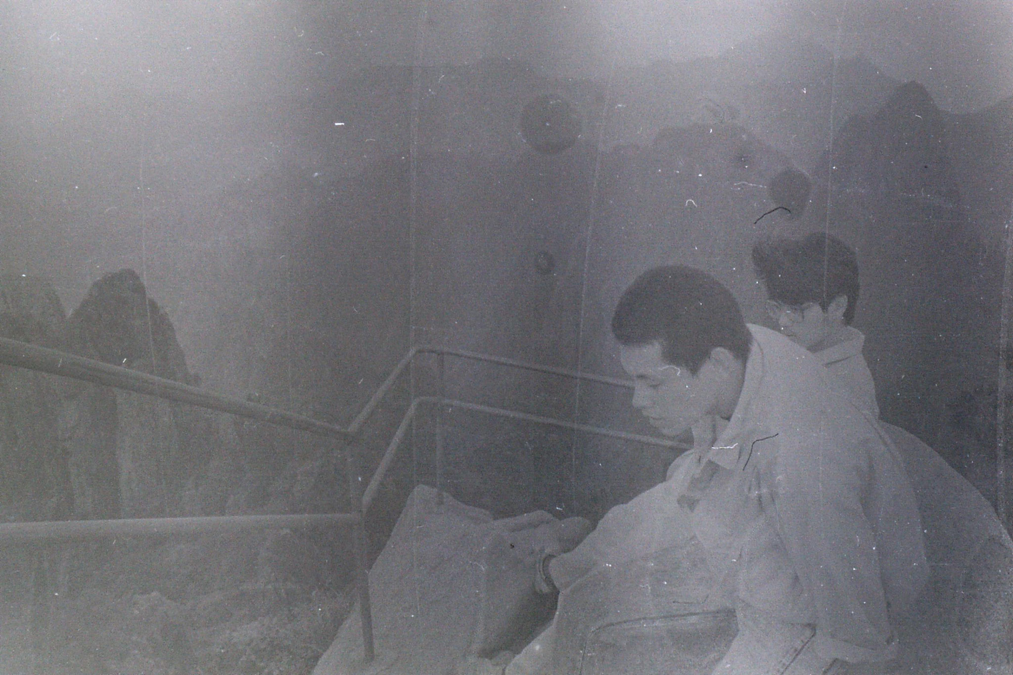 3/8/1989: 10: Huang Shan nr Beilai Hotel