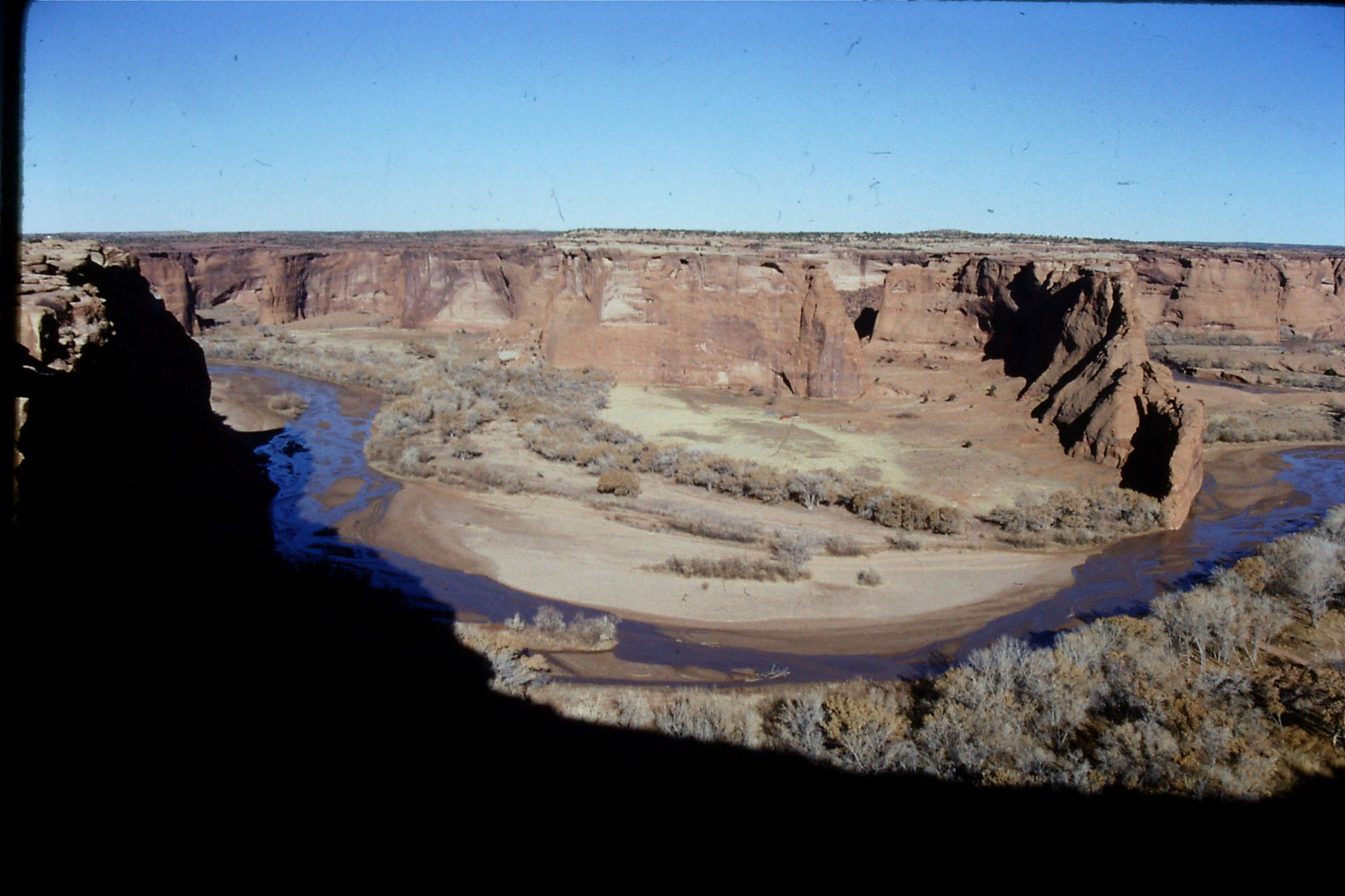 14/12/1990: 21: Canyon de Chelly