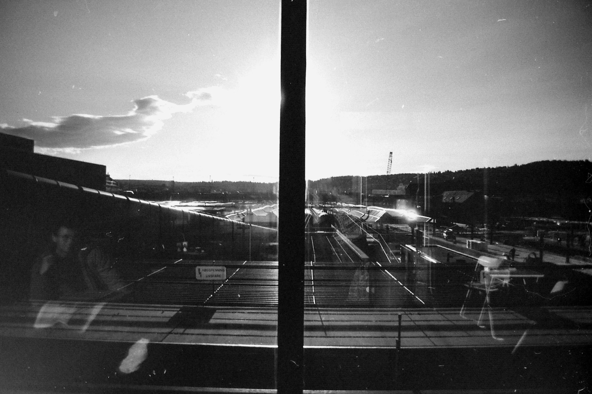 19/9/1988: 23: Oslo Station?