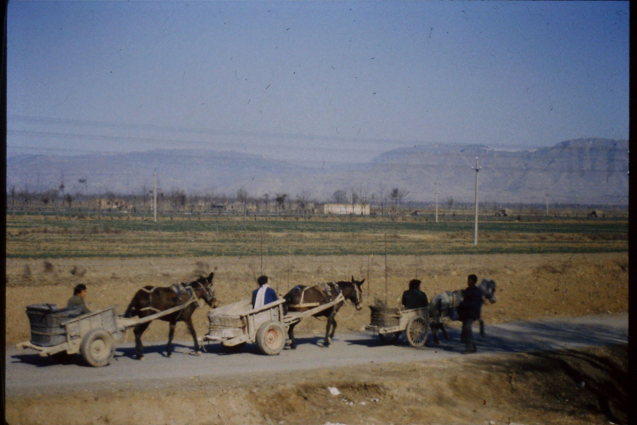 7/3/1989: 3: Journey Xian to Beijing, 0940