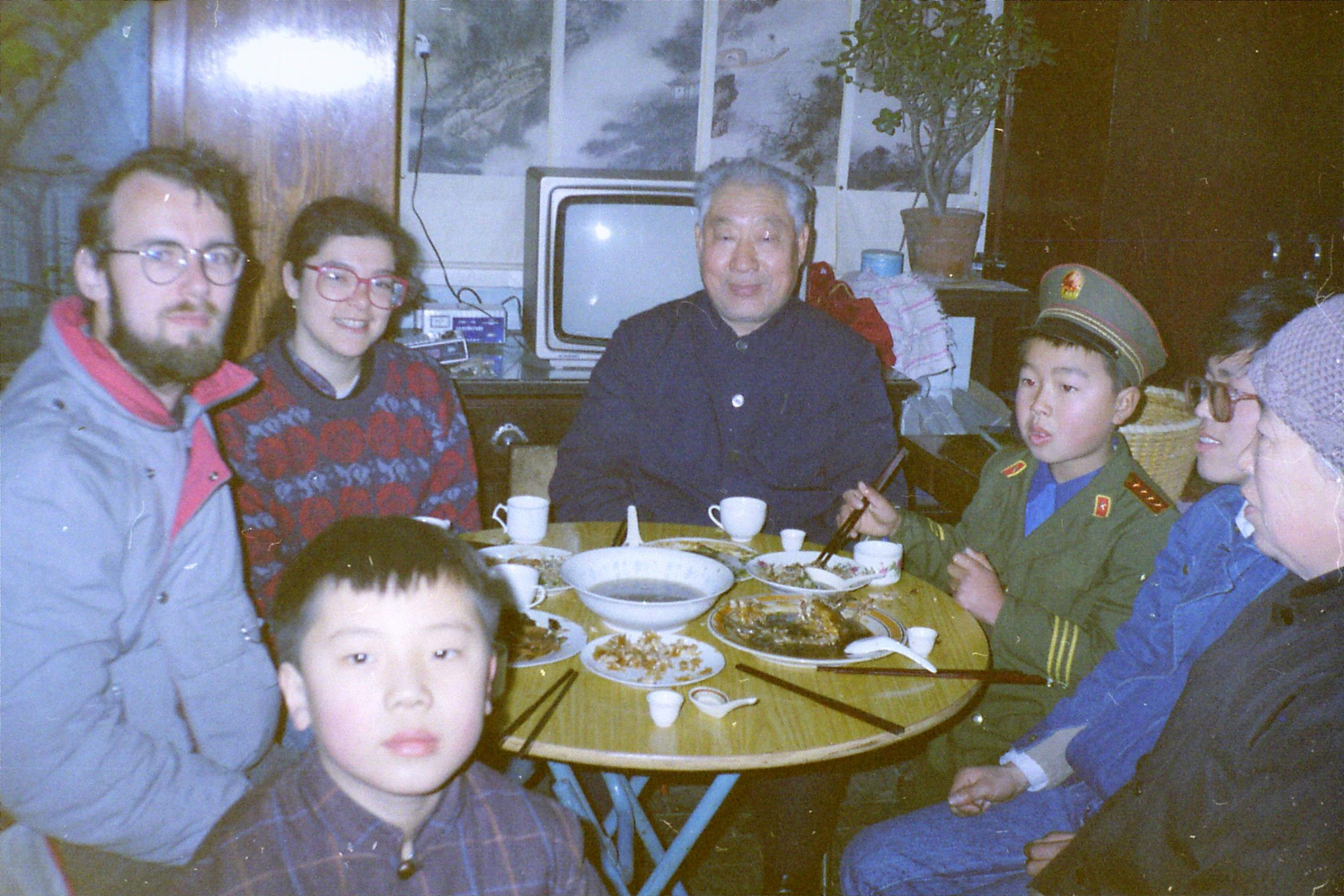 15/2/1989: 19: Liu Bo's uncle in Weifang