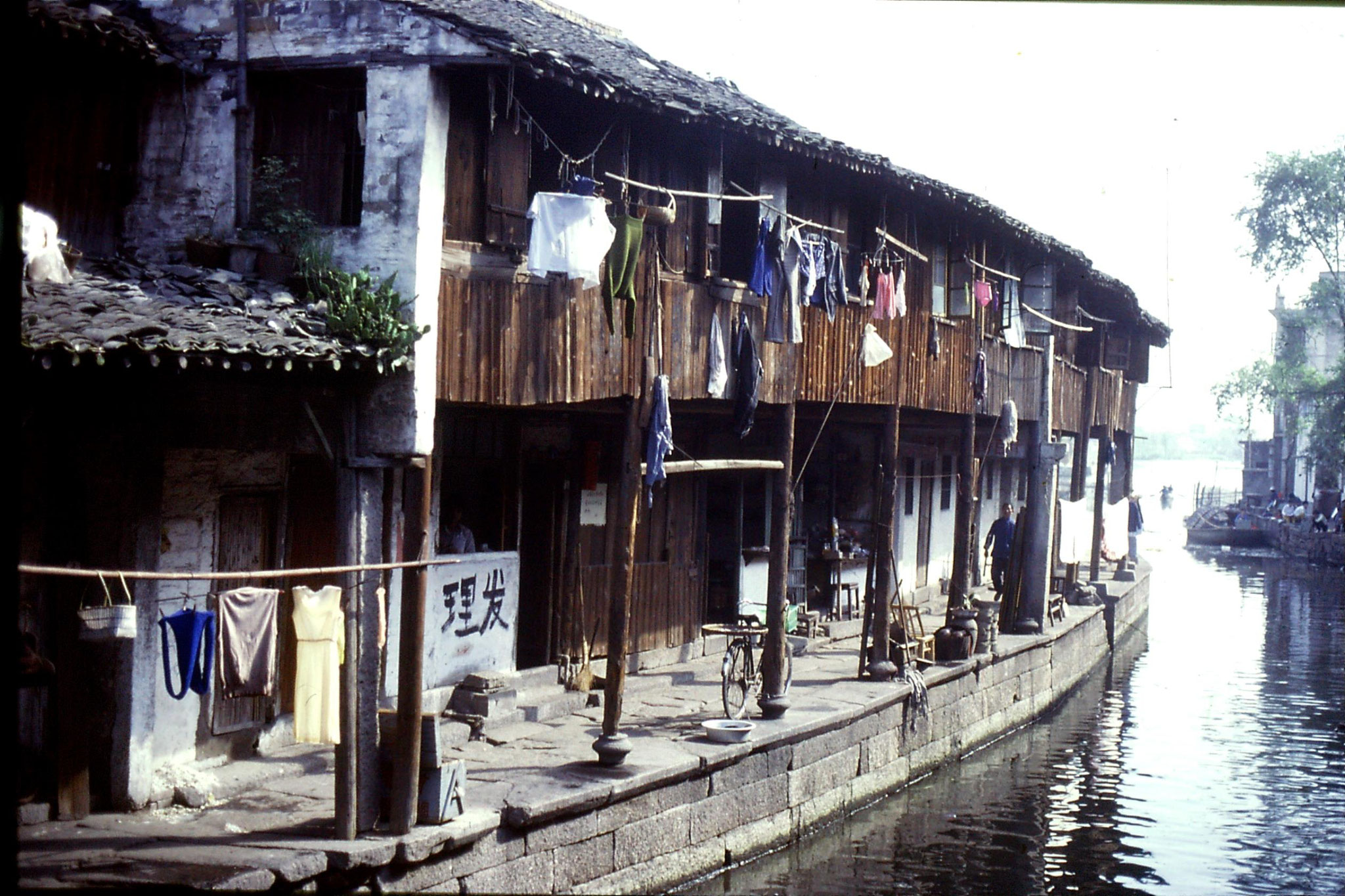 3/6/1989: 1: houses next to canal