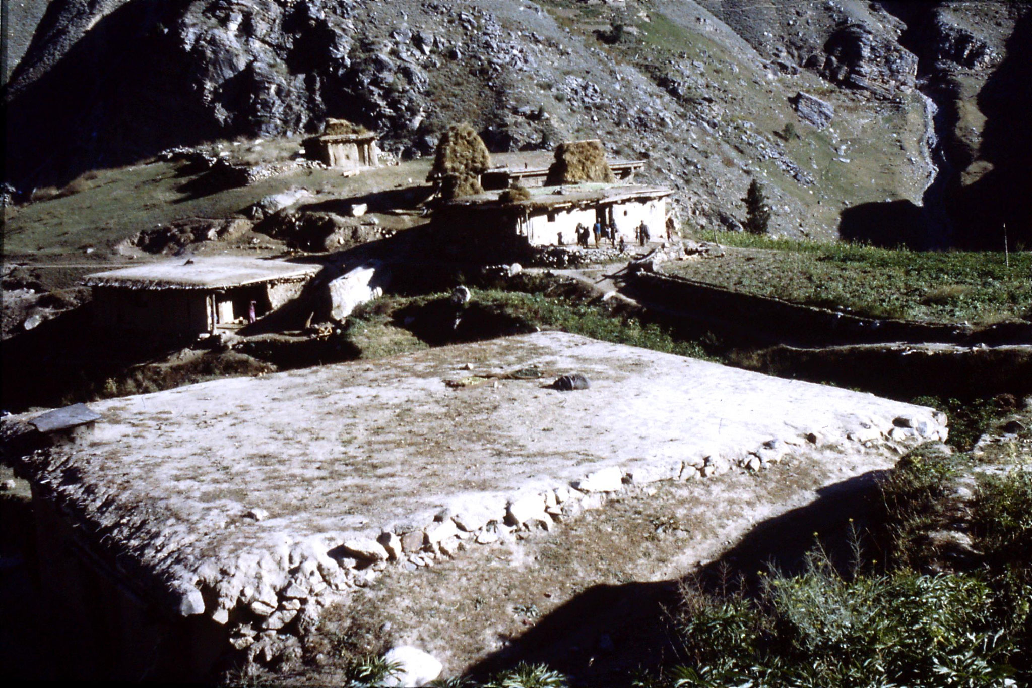 6/10/1989: 18: Kaghan Valley route to Batacundi