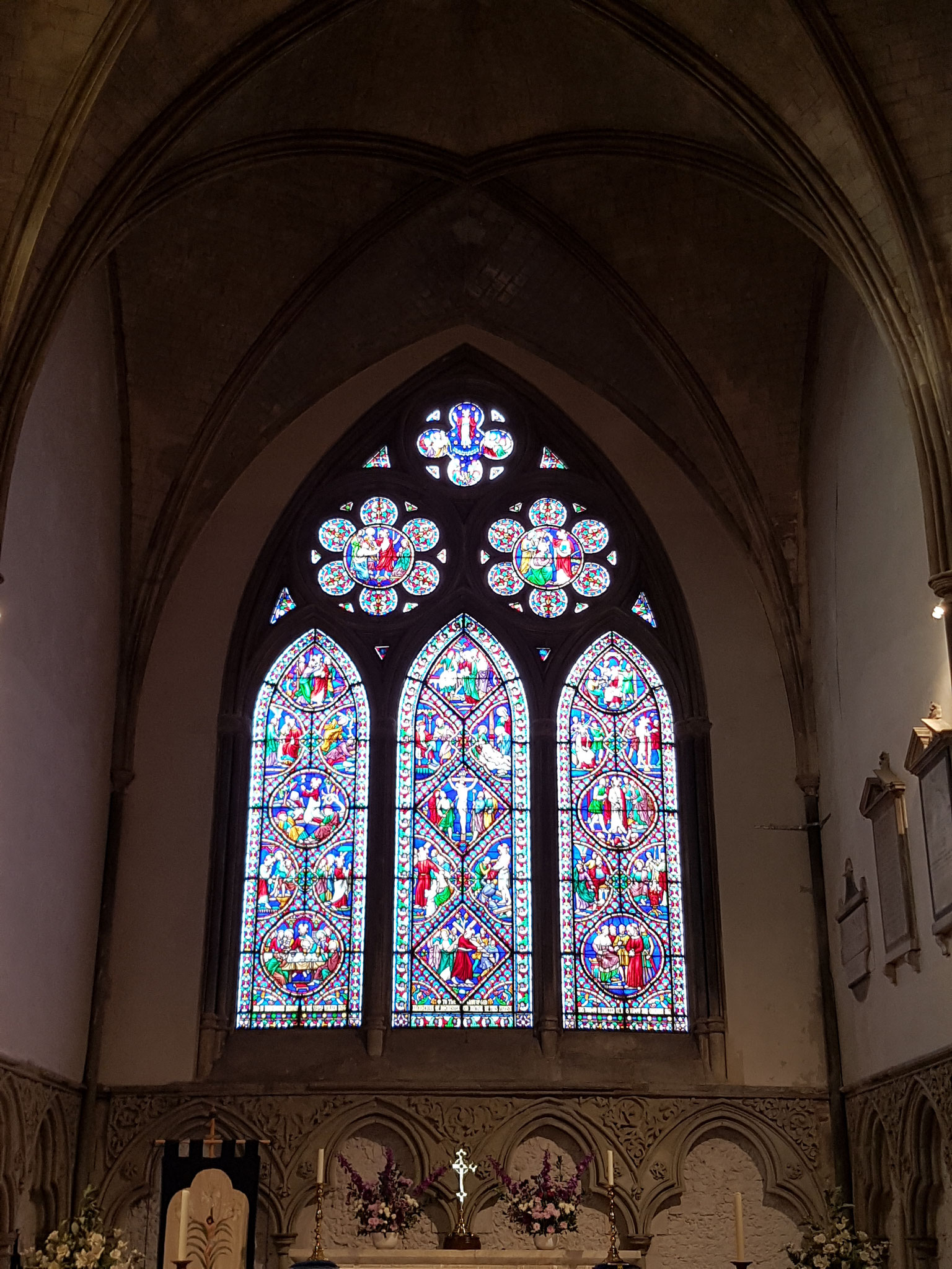 early Decorated windows