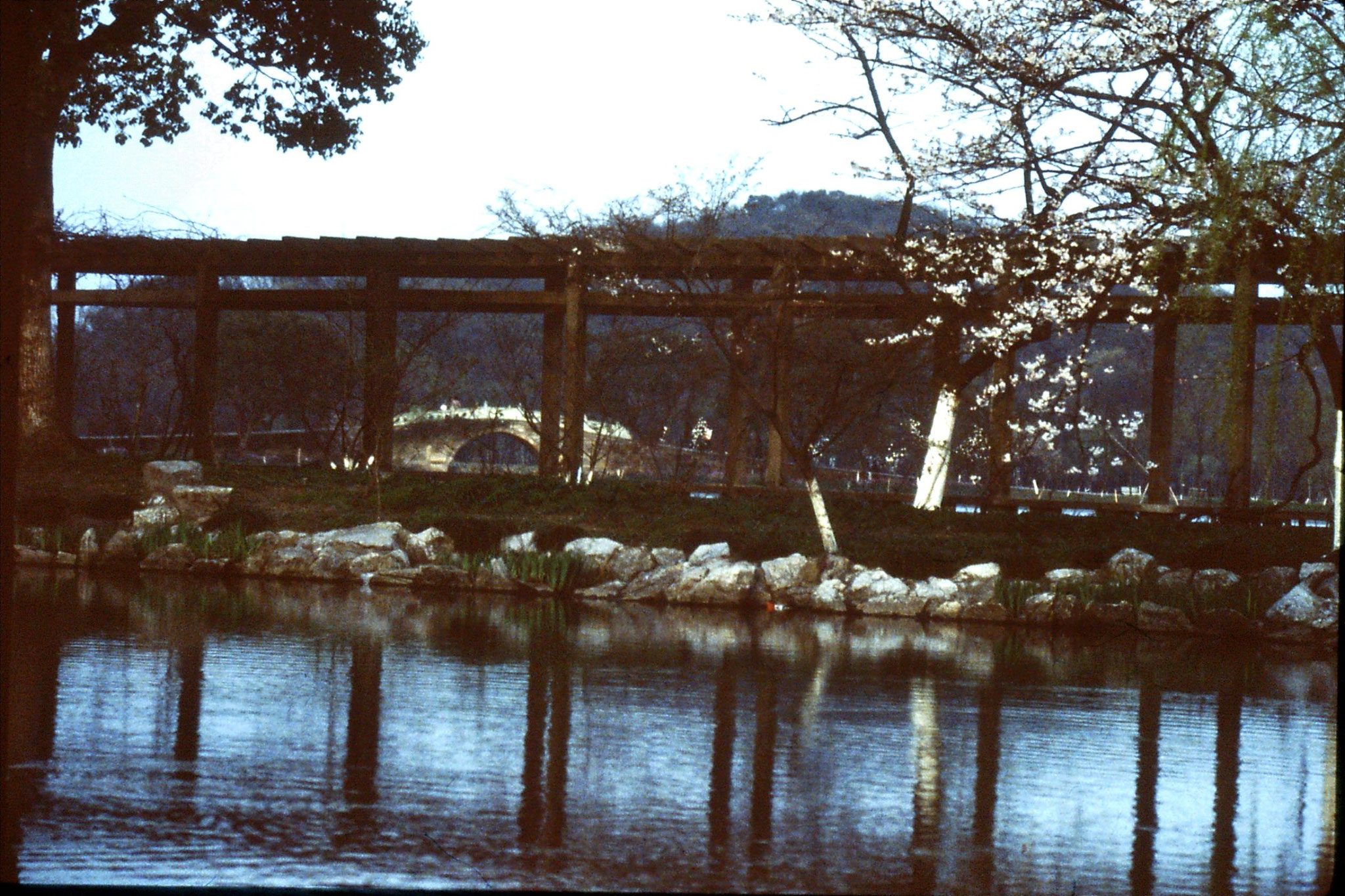 26/3/1989: 24: Yingbo bridge