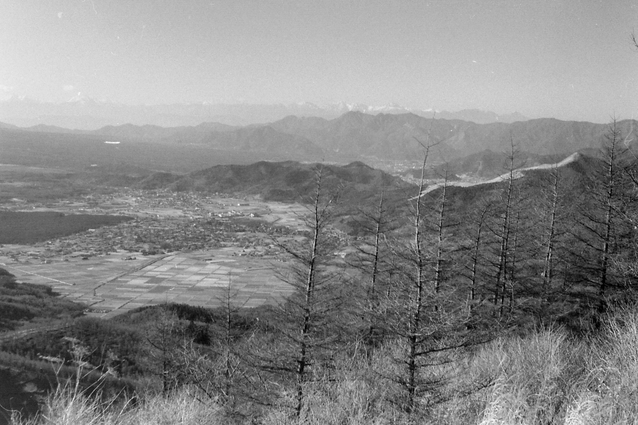 30/12/1988: 3:  from top of Ishiwari
