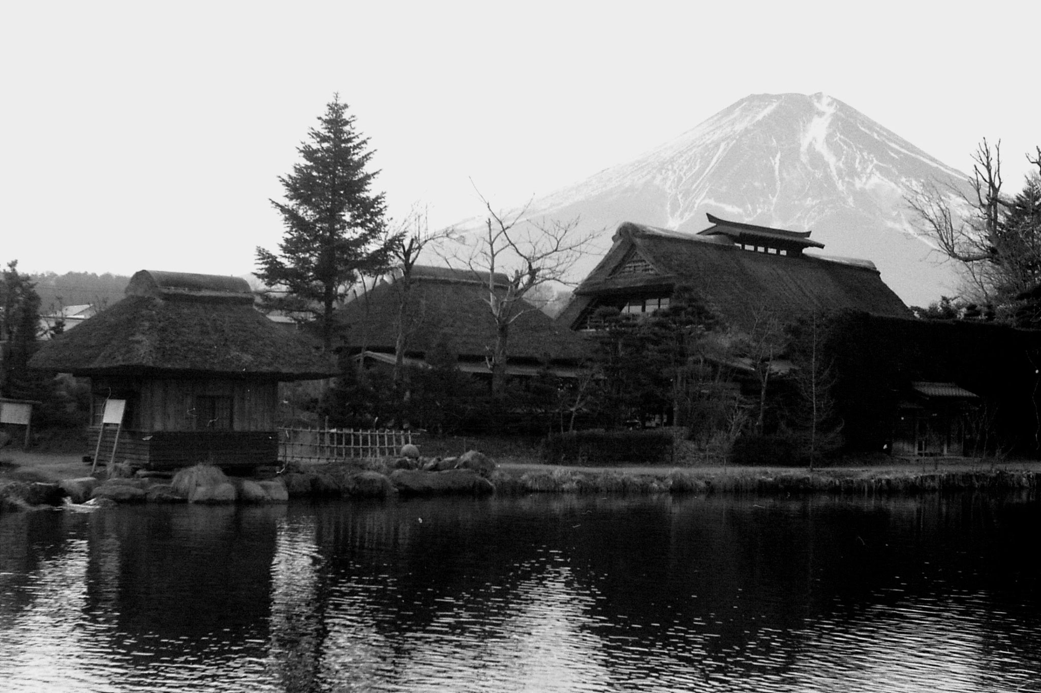 31/12/1988: 10:  at Eight Springs of Mt Fuji