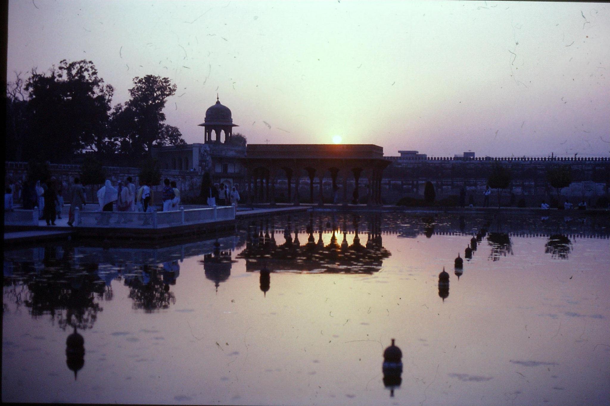 10/11/1989: 6: Lahore, Shalimar gardens