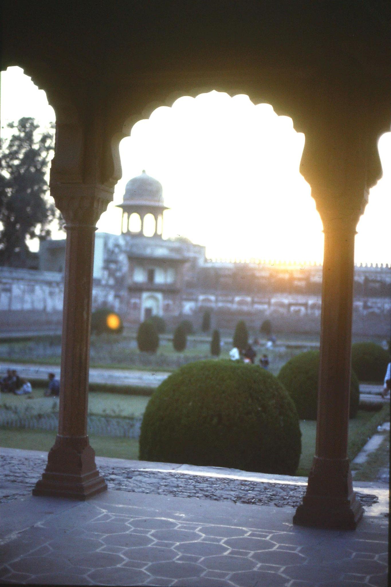 10/11/1989: 5: Lahore, Shalimar gardens