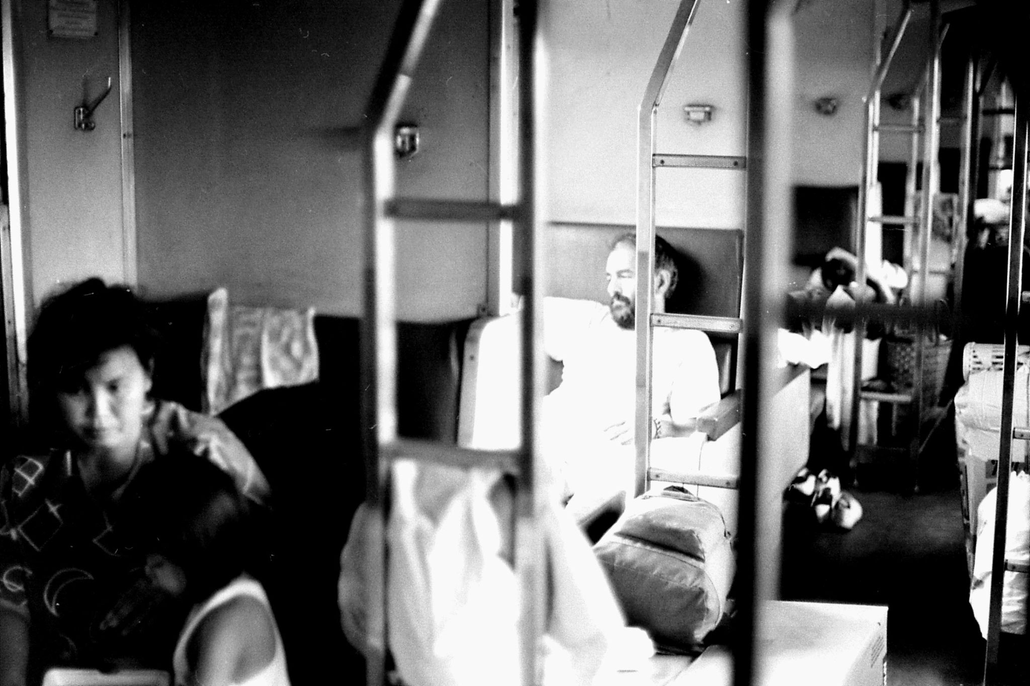 18/6/1990: 30: second class sleeper carriage