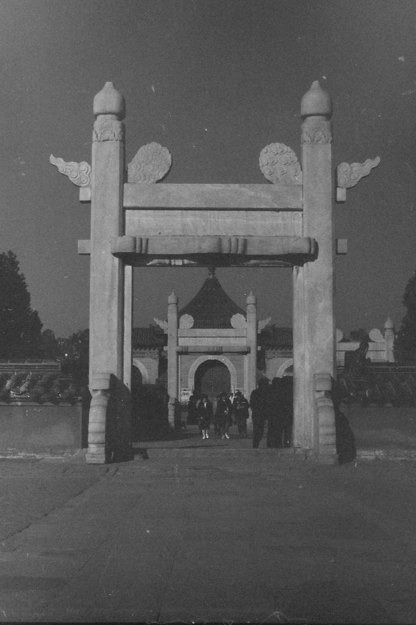 2/12/1988: 32: nr and in Tiantan park